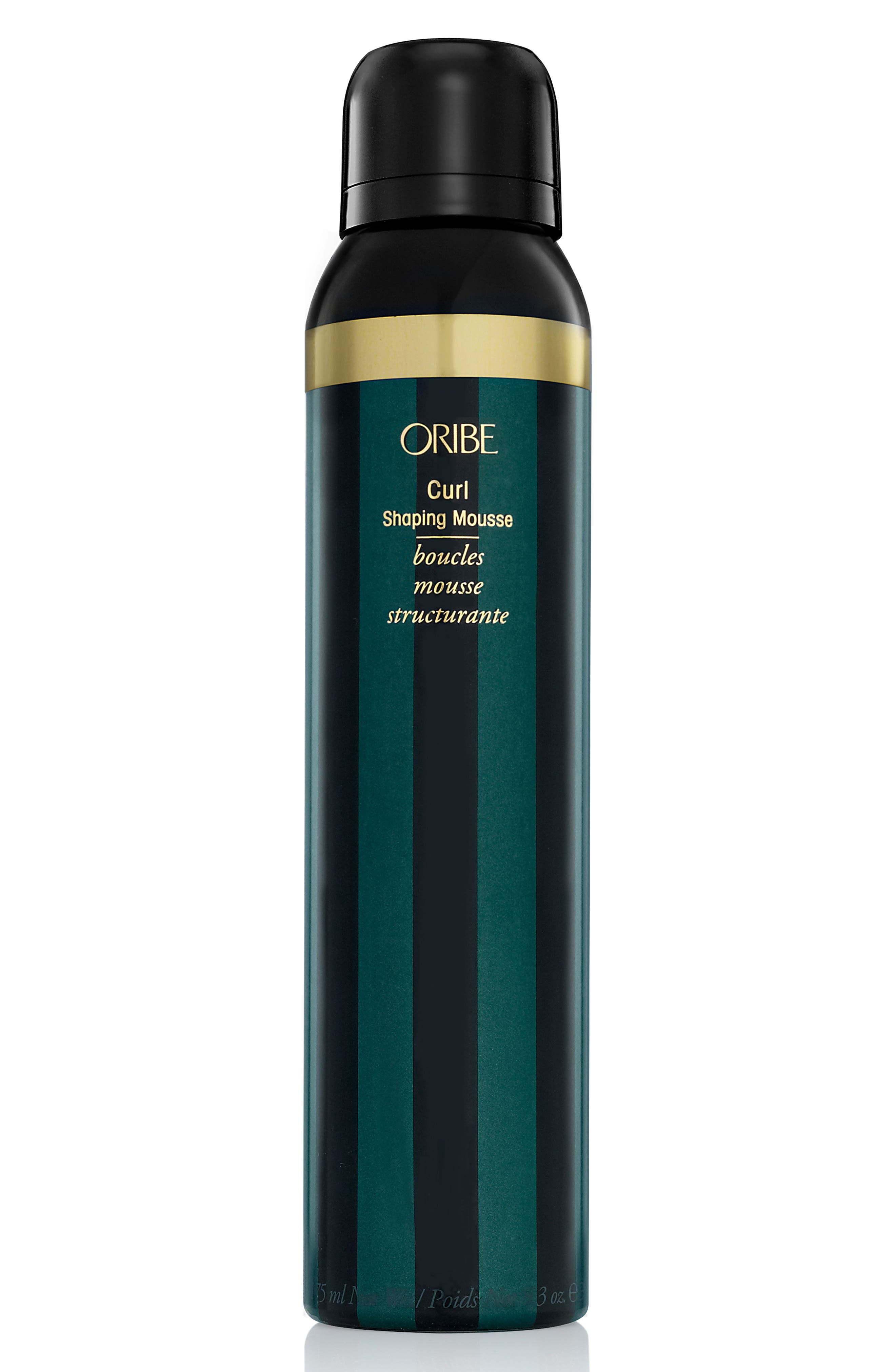 SPACE.NK.apothecary Oribe Curl Shaping Mousse,                             Main thumbnail 1, color,                             000