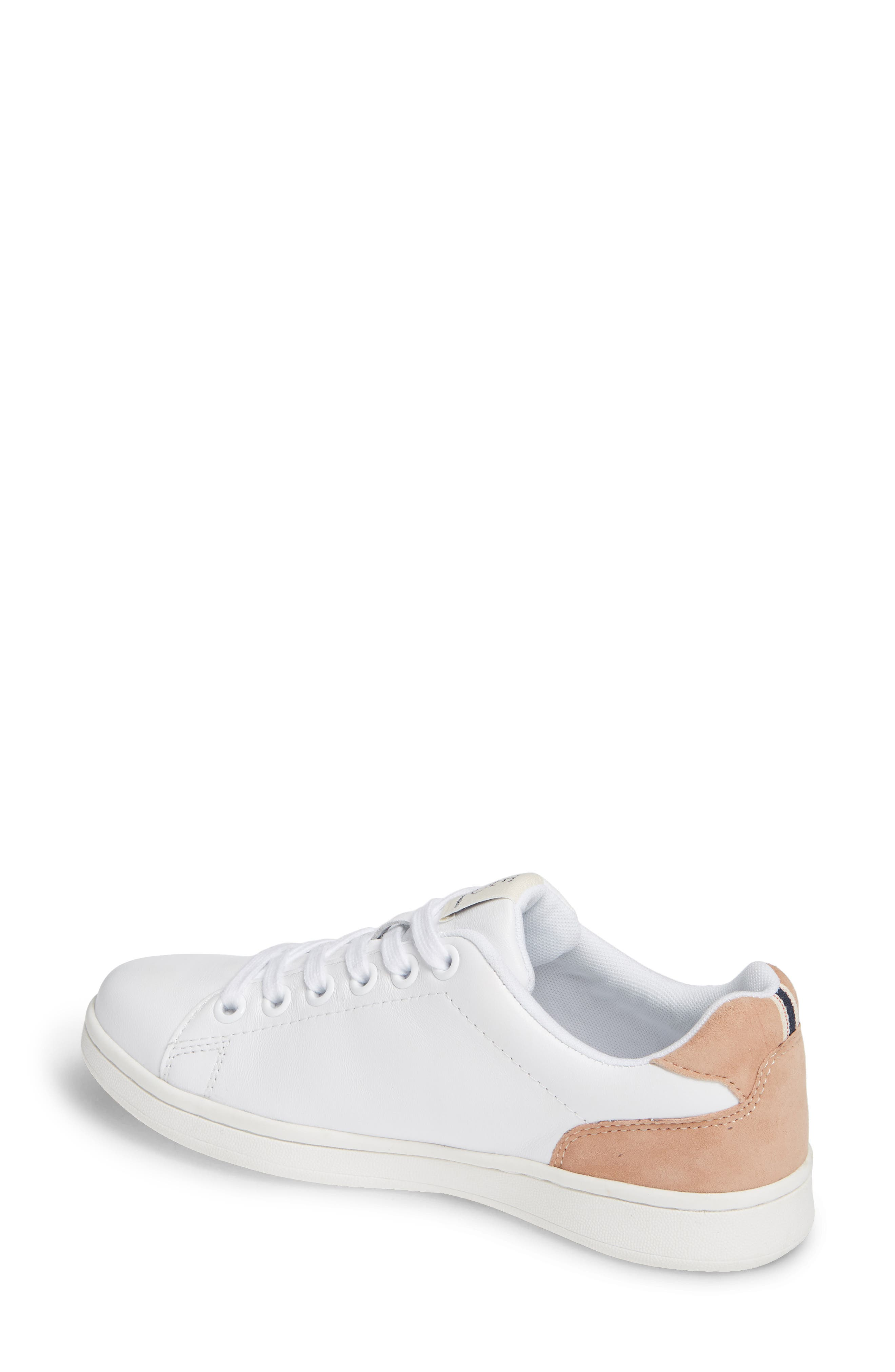 Chapatcha Sneaker,                             Alternate thumbnail 2, color,                             PURE WHITE FABRIC