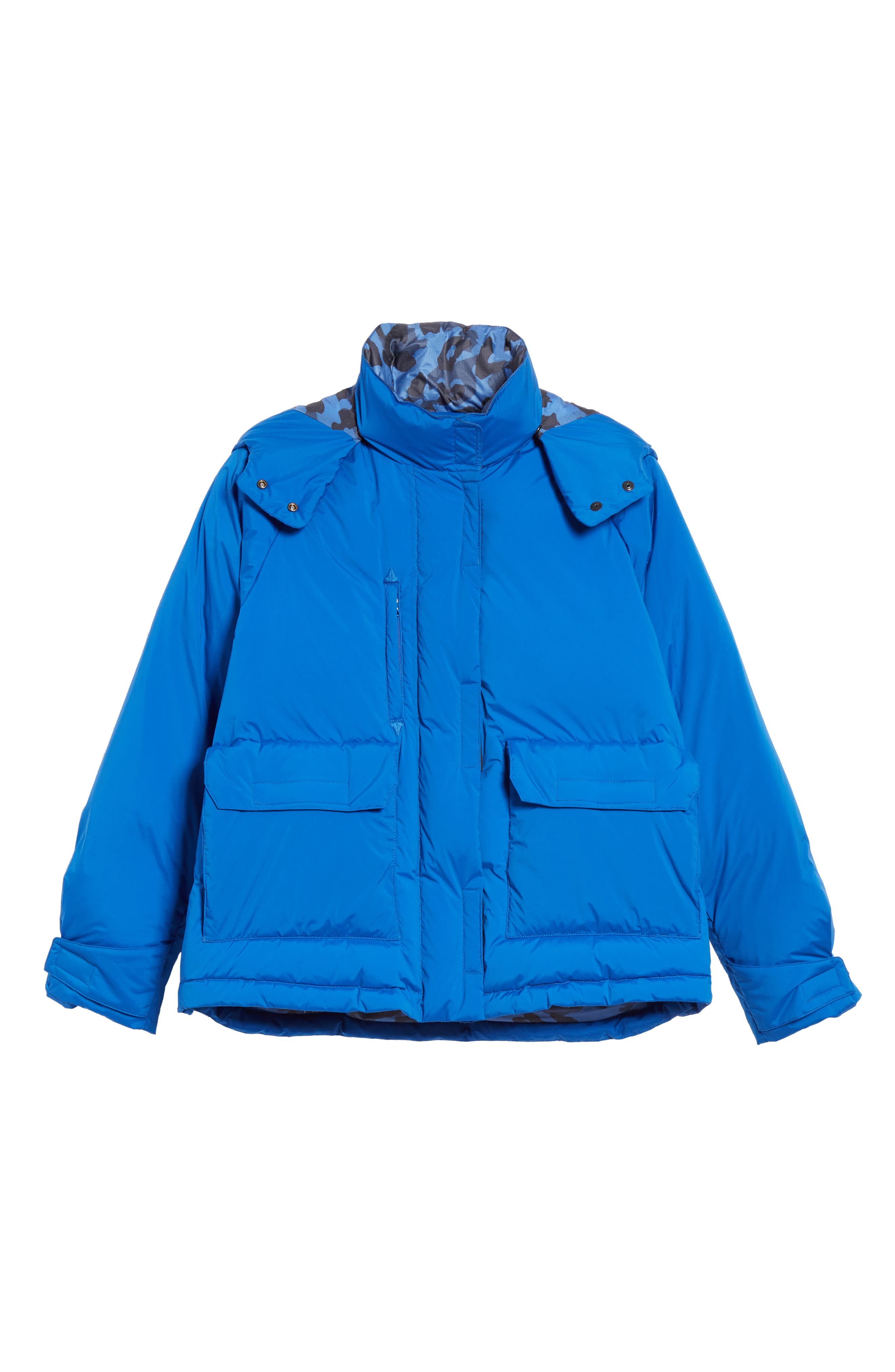 Aiden Puffer Coat,                             Alternate thumbnail 6, color,                             400