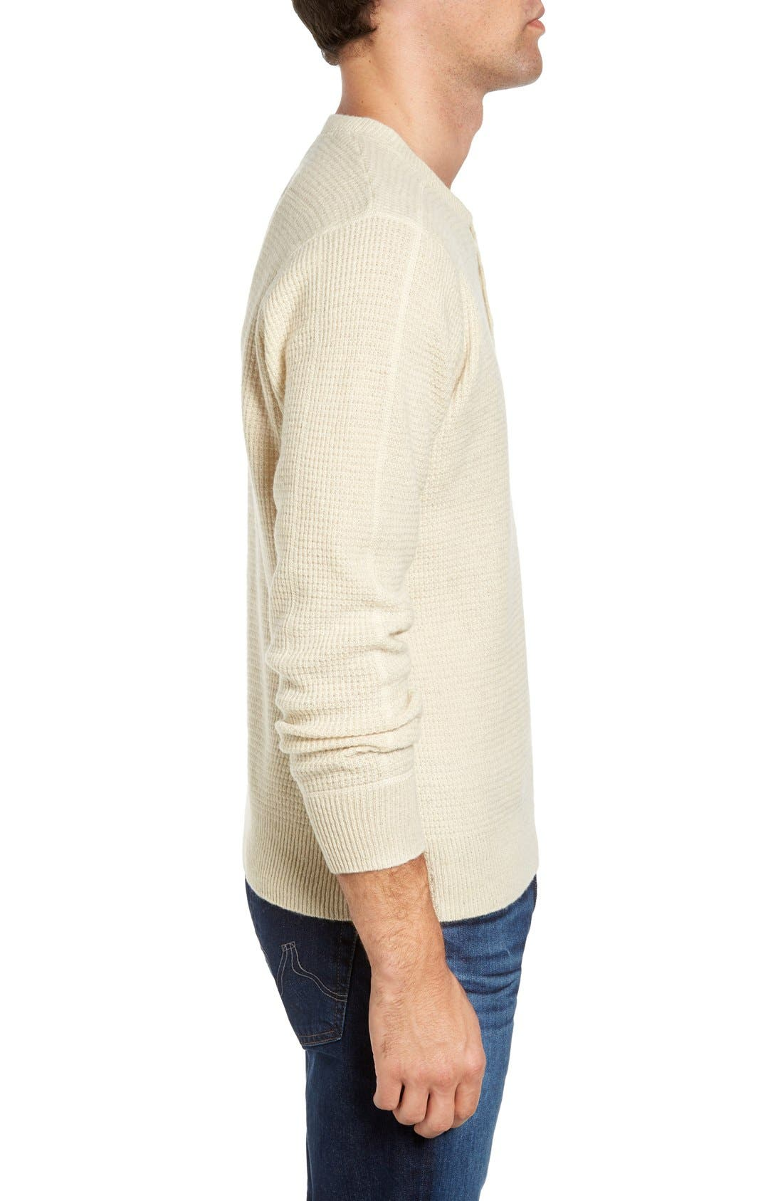 Thermal Henley,                             Alternate thumbnail 20, color,