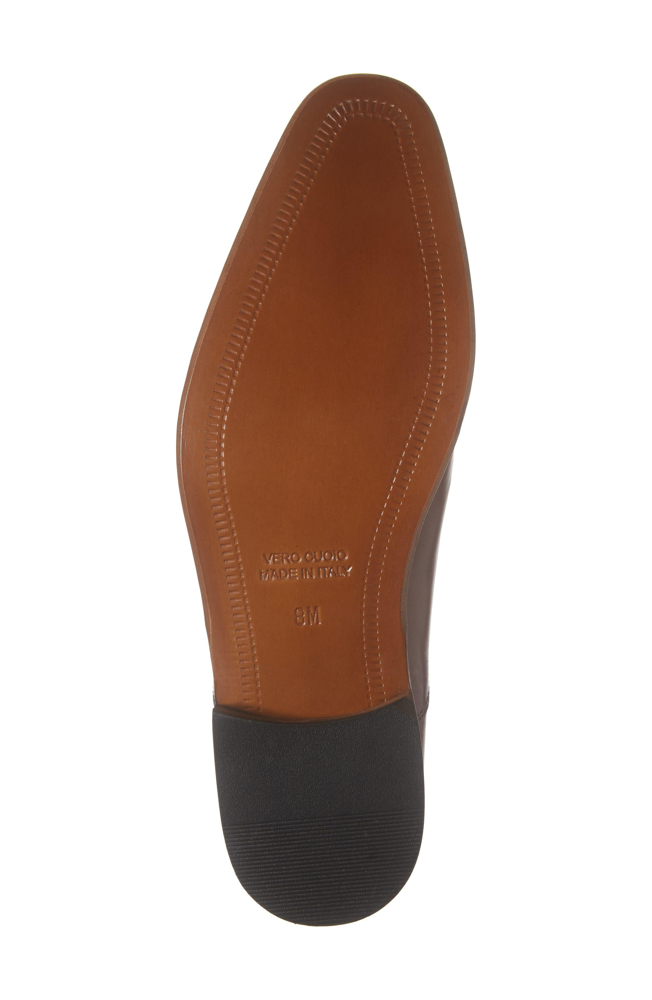 Trento Double Monk Strap Shoe,                             Alternate thumbnail 6, color,                             236