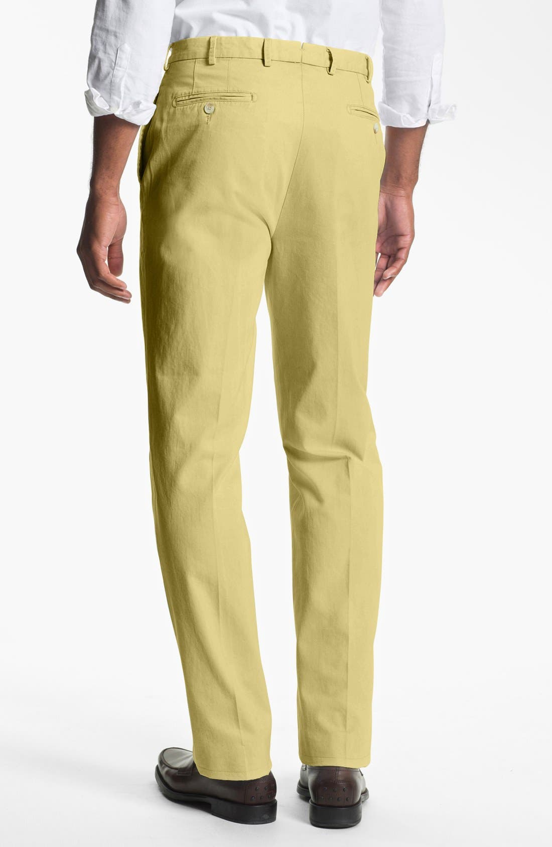 Garment Washed Twill Pants,                             Alternate thumbnail 54, color,