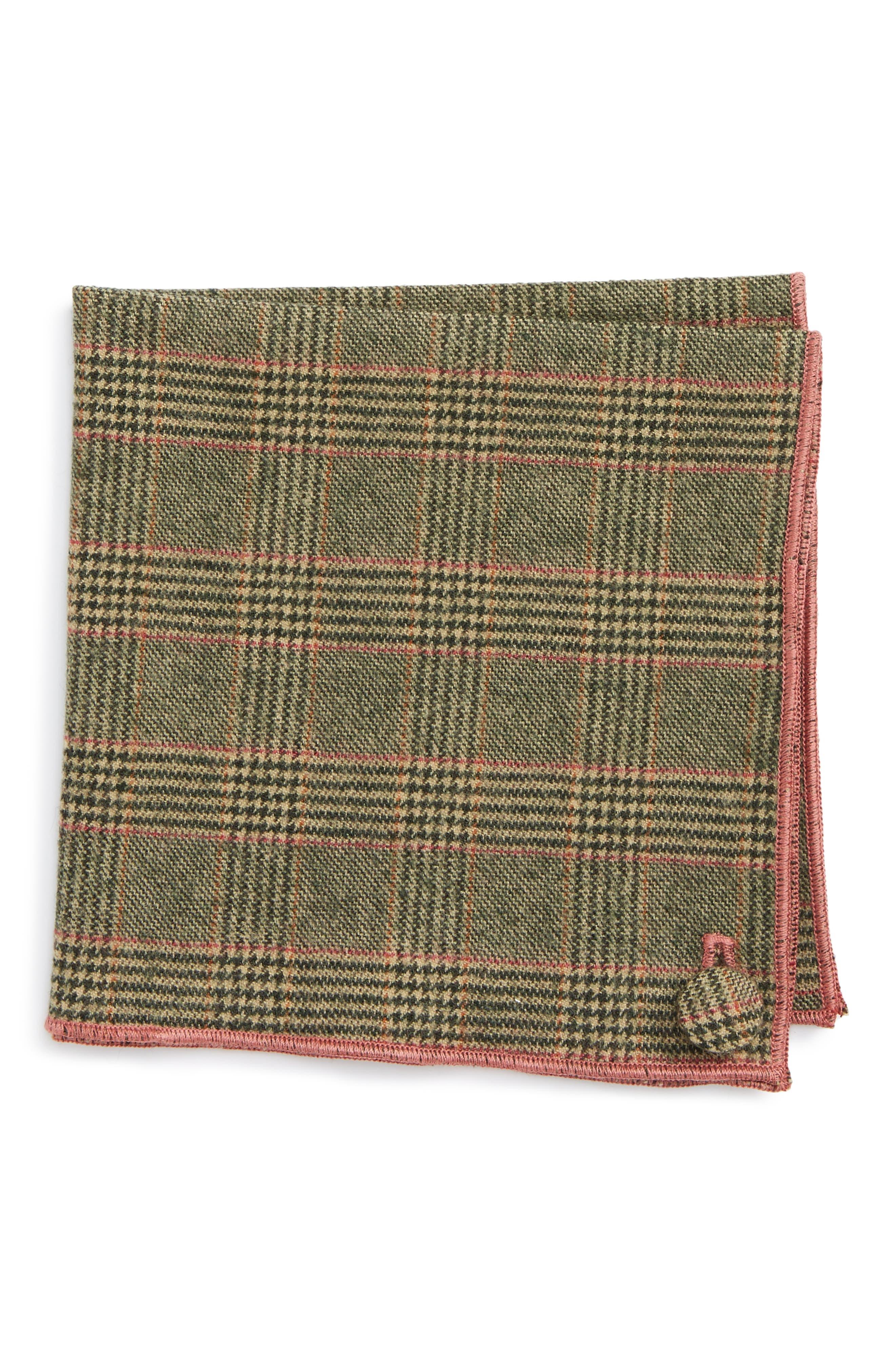 Goblin Wool Pocket Square,                         Main,                         color, 250