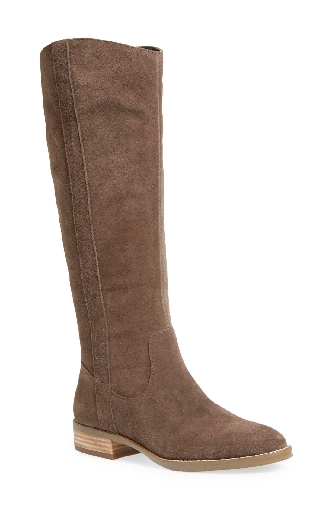 'Teba' Knee High Boot,                         Main,                         color, 021