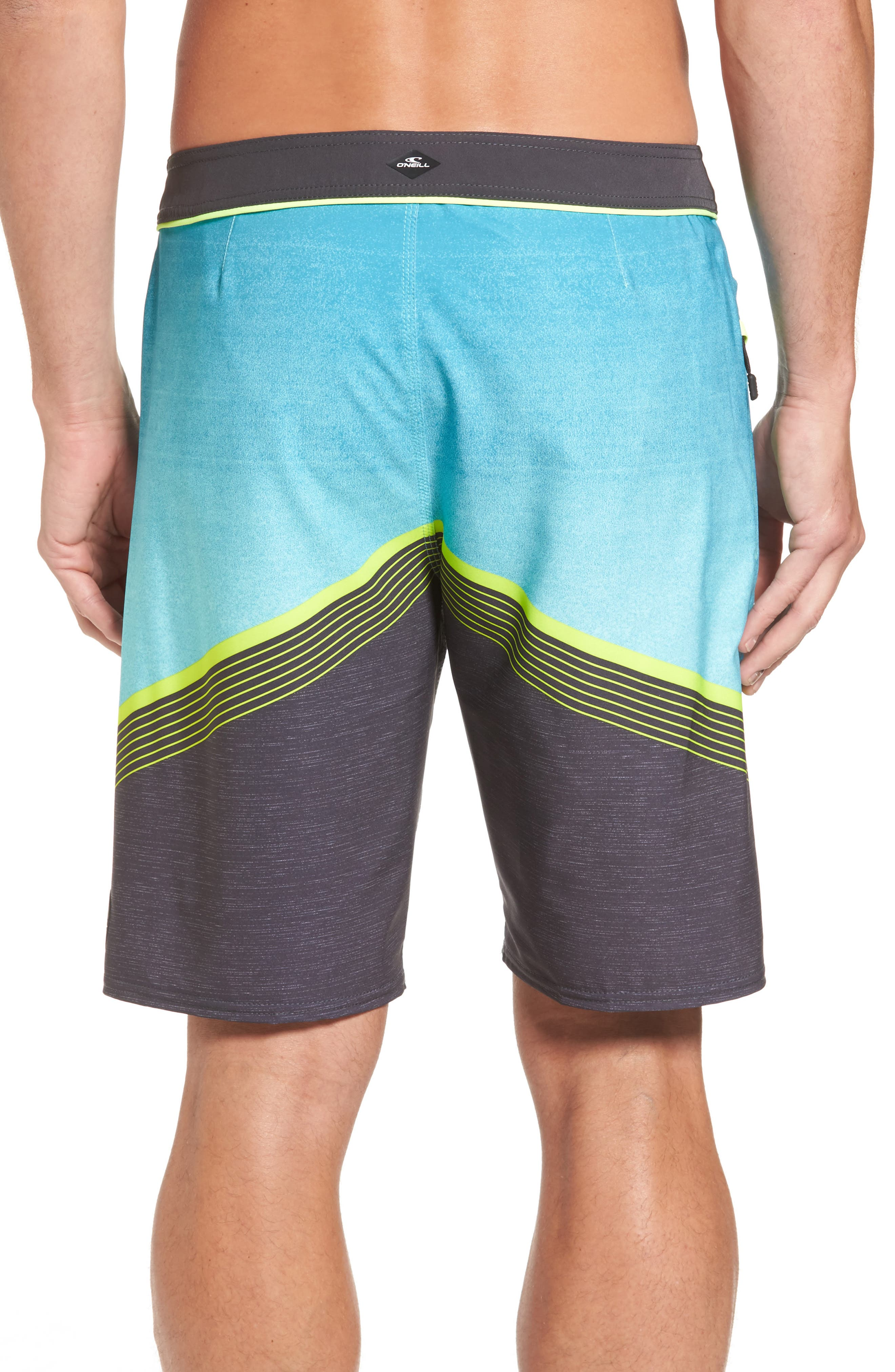 Hyperfreak Stretch Board Shorts,                             Alternate thumbnail 10, color,