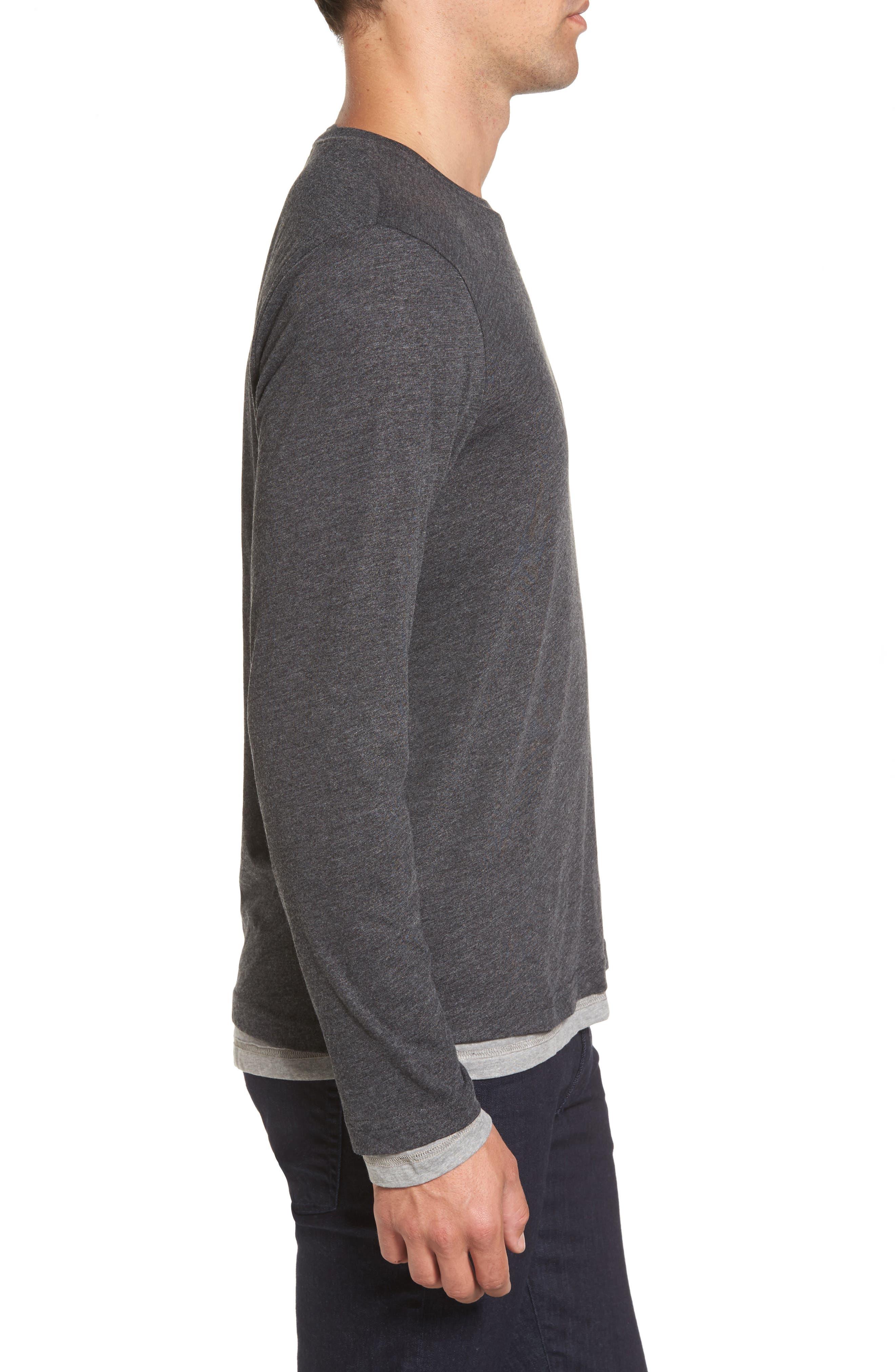 Reversible T-Shirt,                             Alternate thumbnail 4, color,                             012