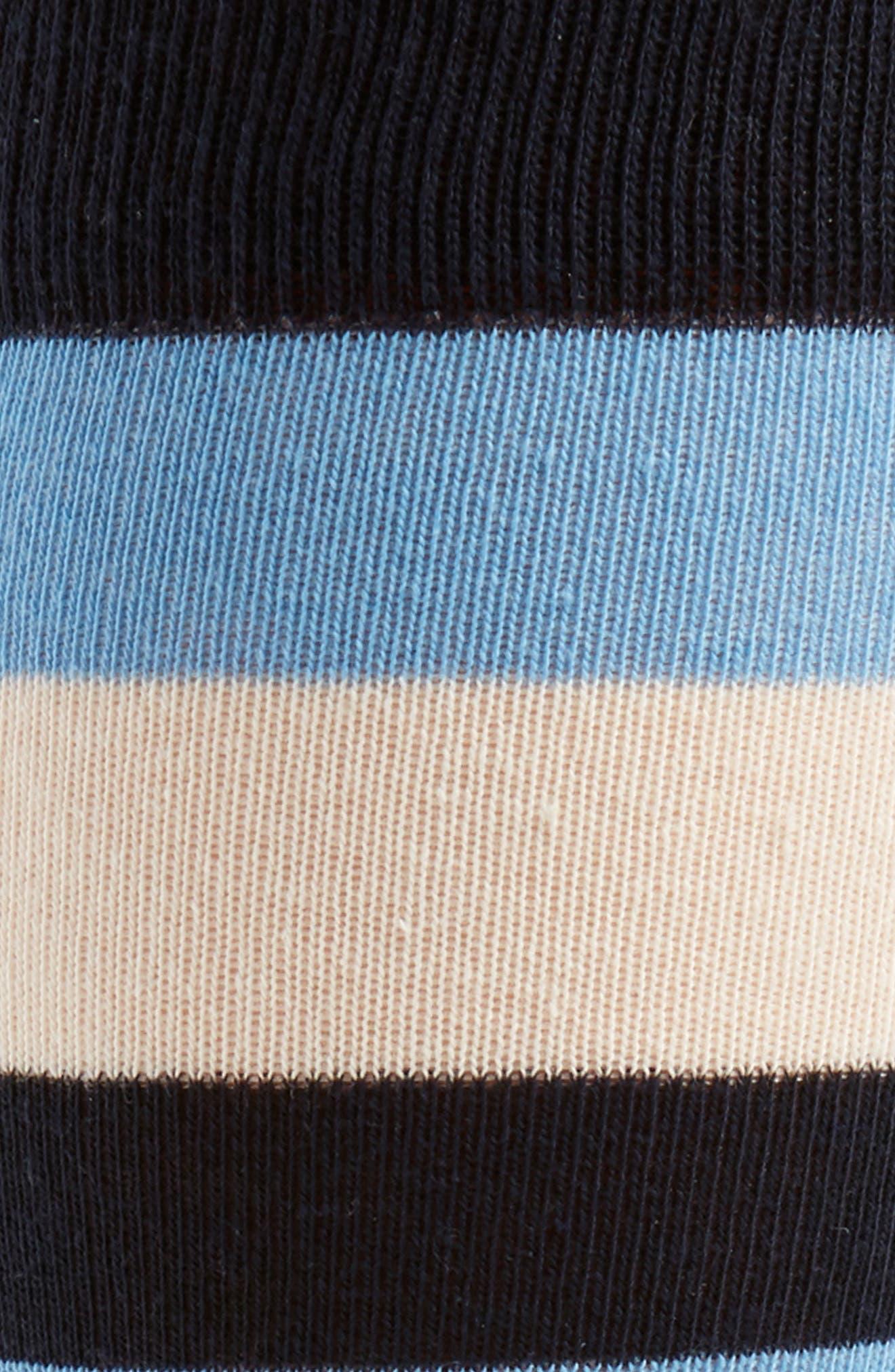Striped Socks,                             Alternate thumbnail 2, color,                             410