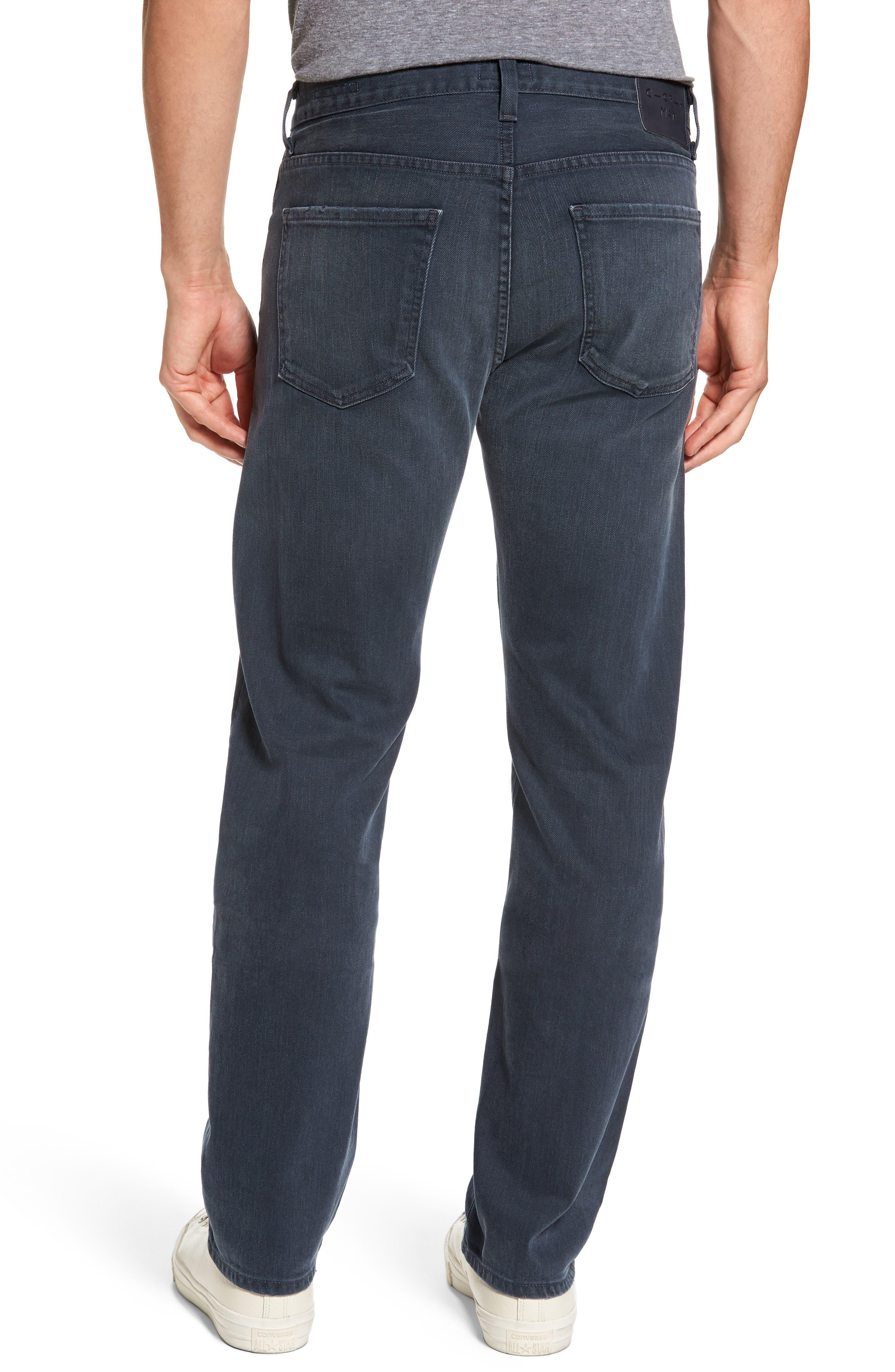 Sid Straight Leg Jeans,                             Alternate thumbnail 2, color,                             BLUE SKIES