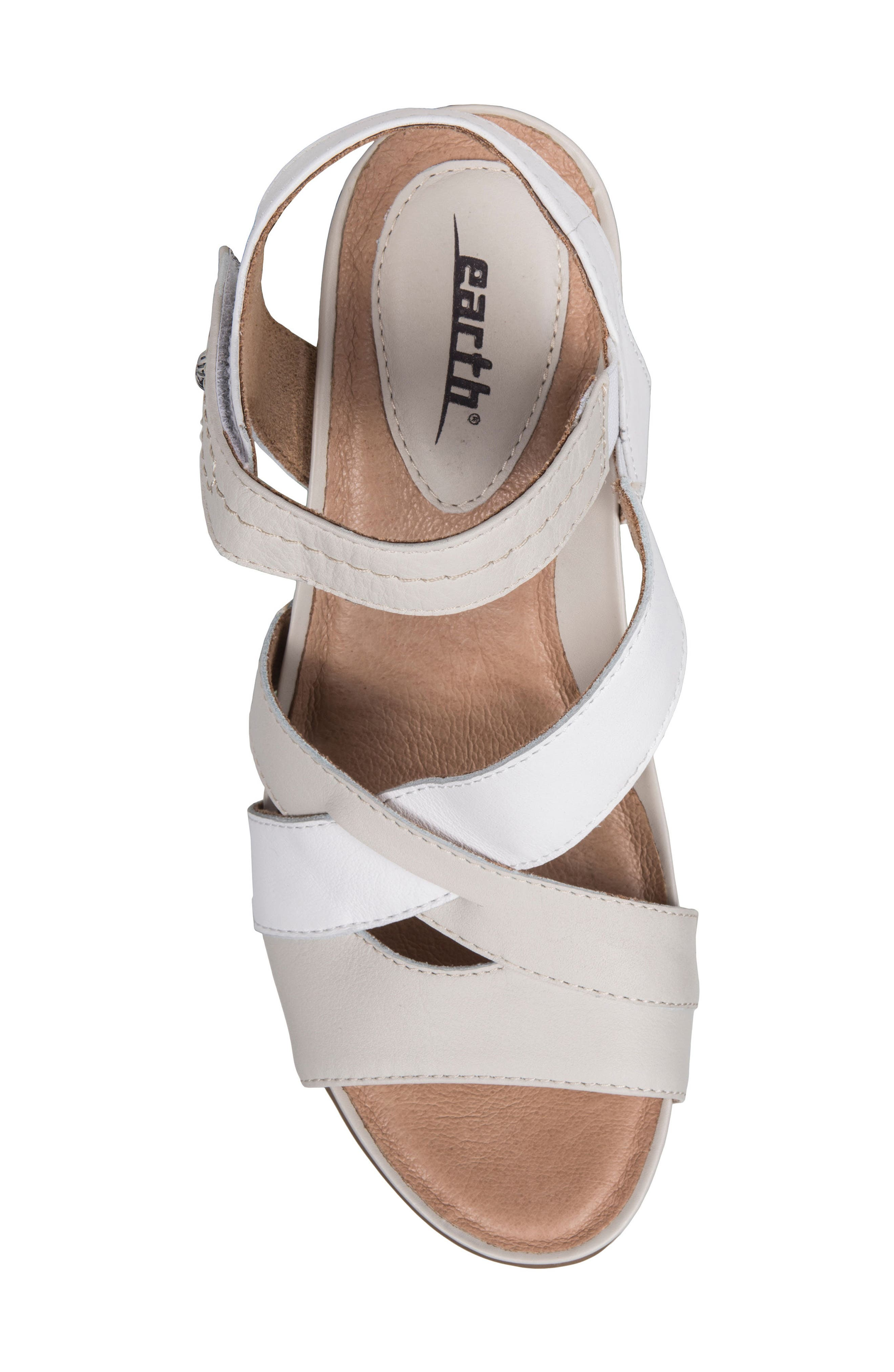Thistle Wedge Sandal,                             Alternate thumbnail 18, color,