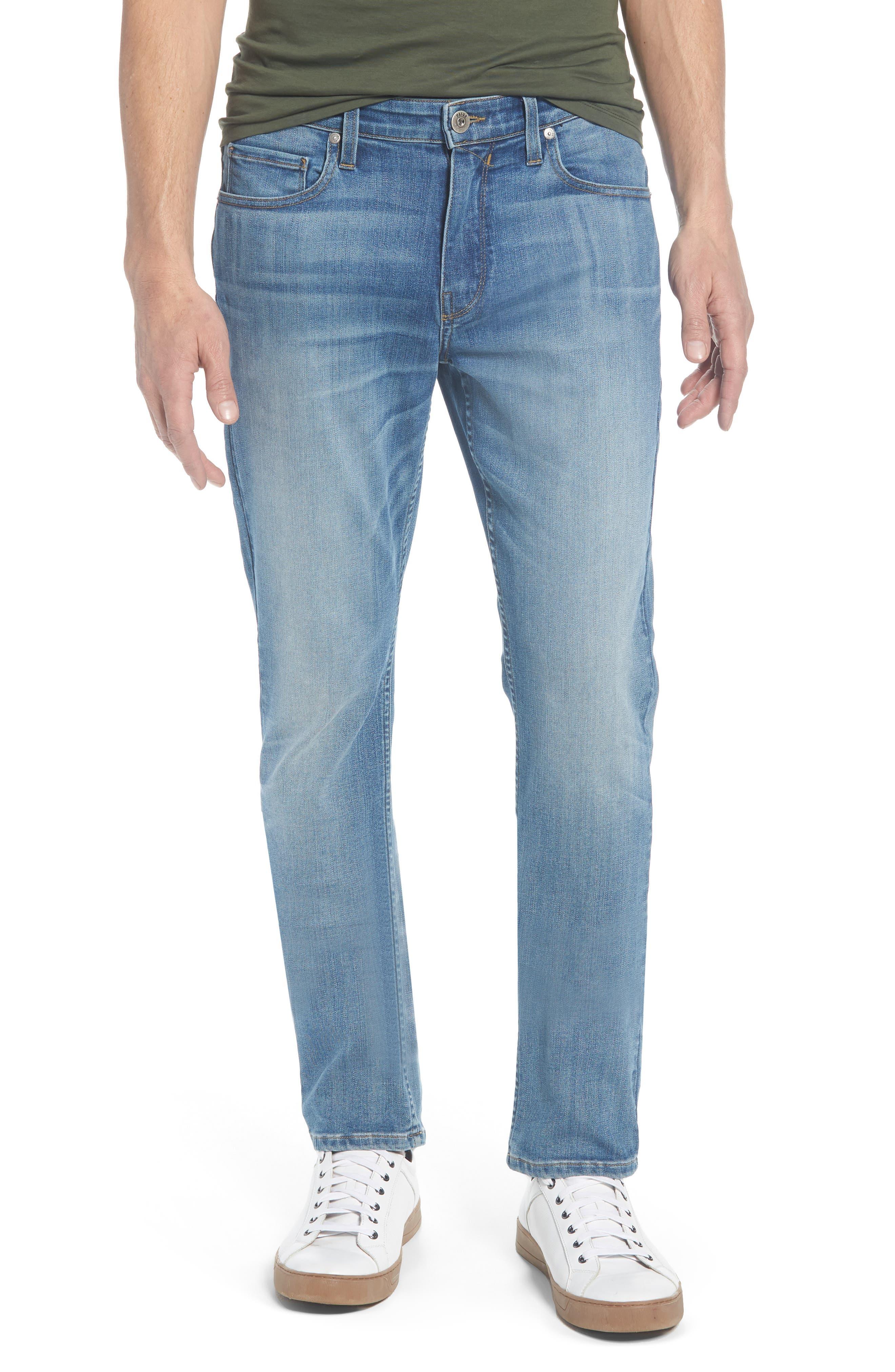 Transcend - Lennox Slim Fit Jeans,                             Main thumbnail 1, color,                             CARTWRIGHT