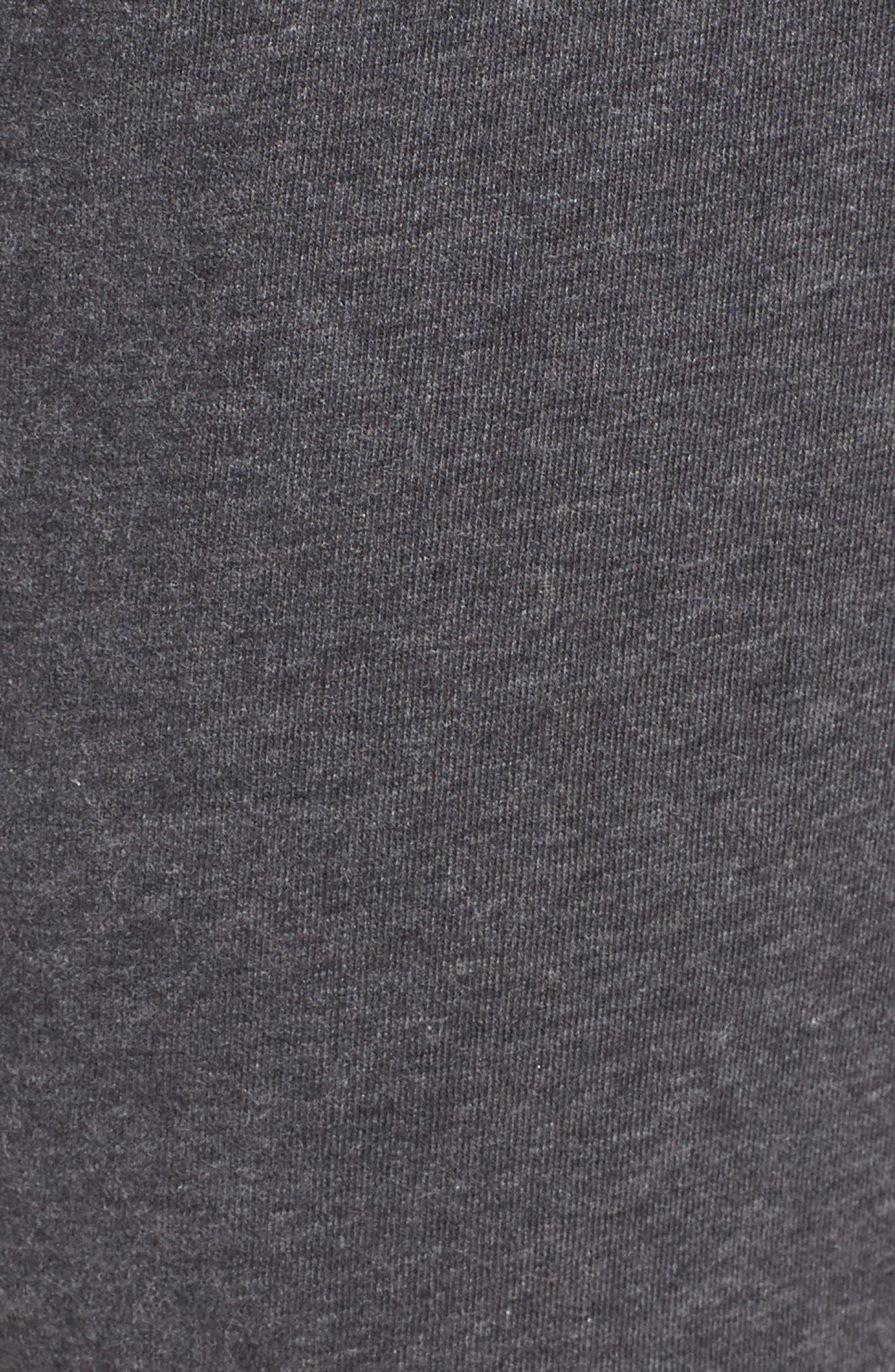 Stretch Cotton Lounge Pants,                             Alternate thumbnail 9, color,
