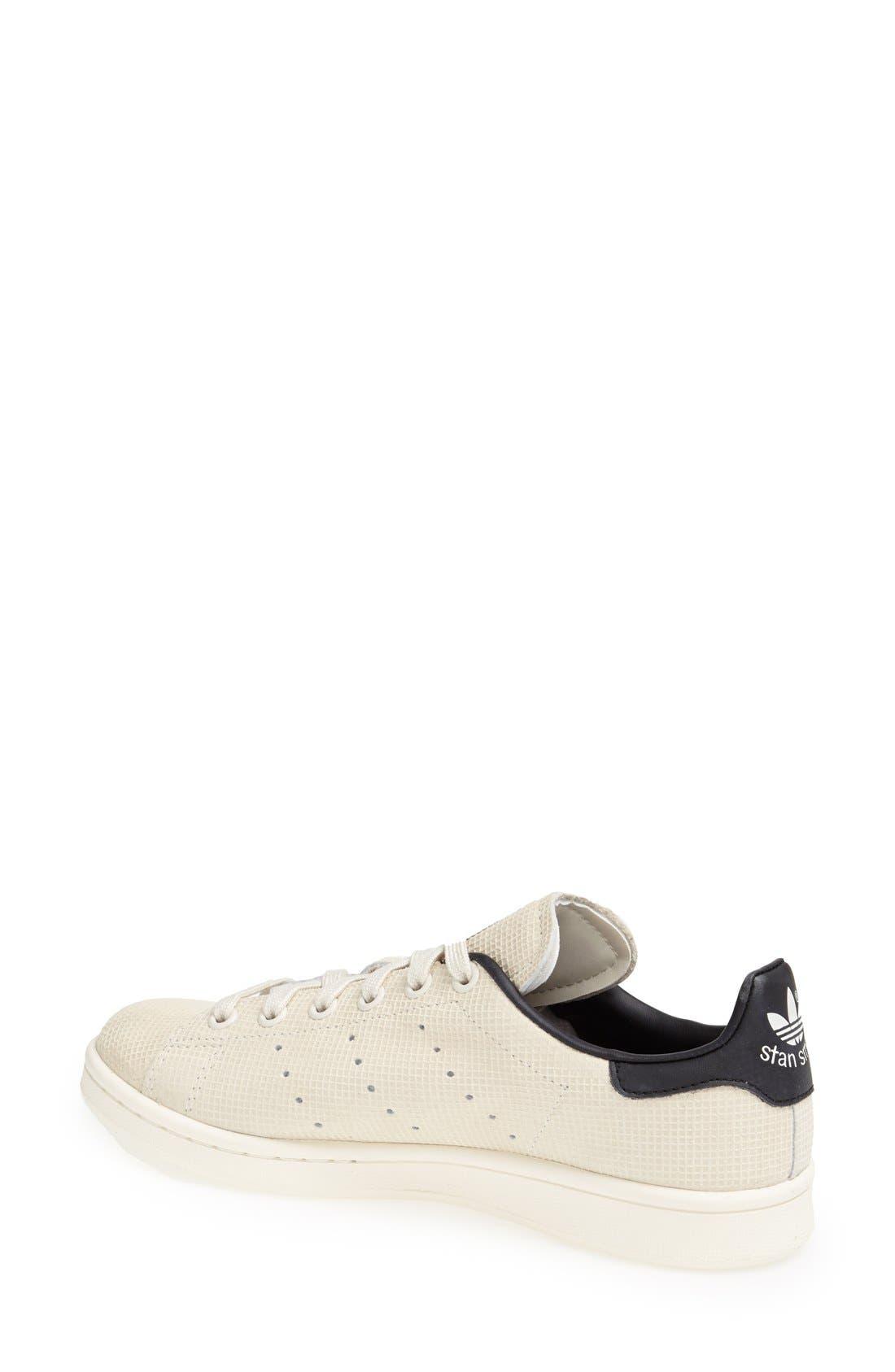 'Stan Smith' Sneaker,                             Alternate thumbnail 4, color,                             100