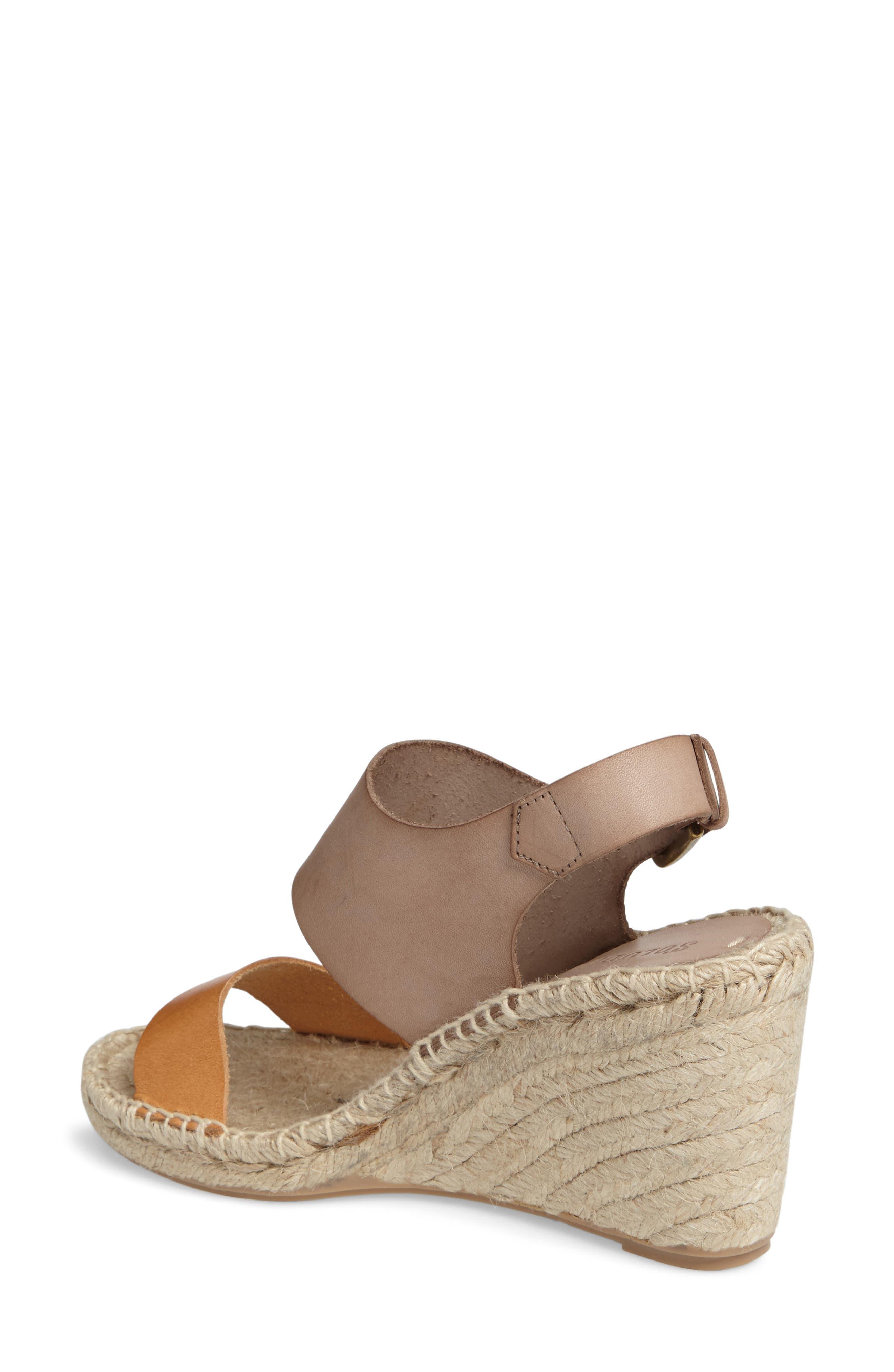 Espadrille Wedge Sandal,                             Alternate thumbnail 2, color,                             022