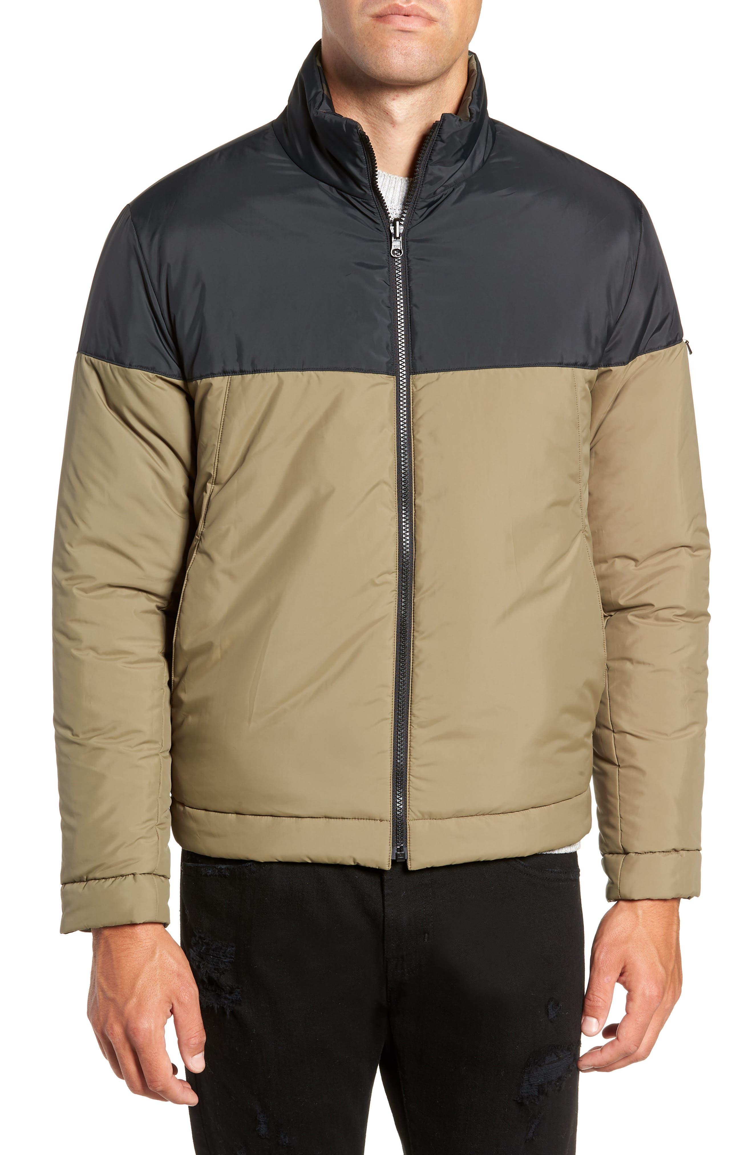 Buckhorn Slim Reversible Jacket,                             Alternate thumbnail 2, color,                             SPRIG