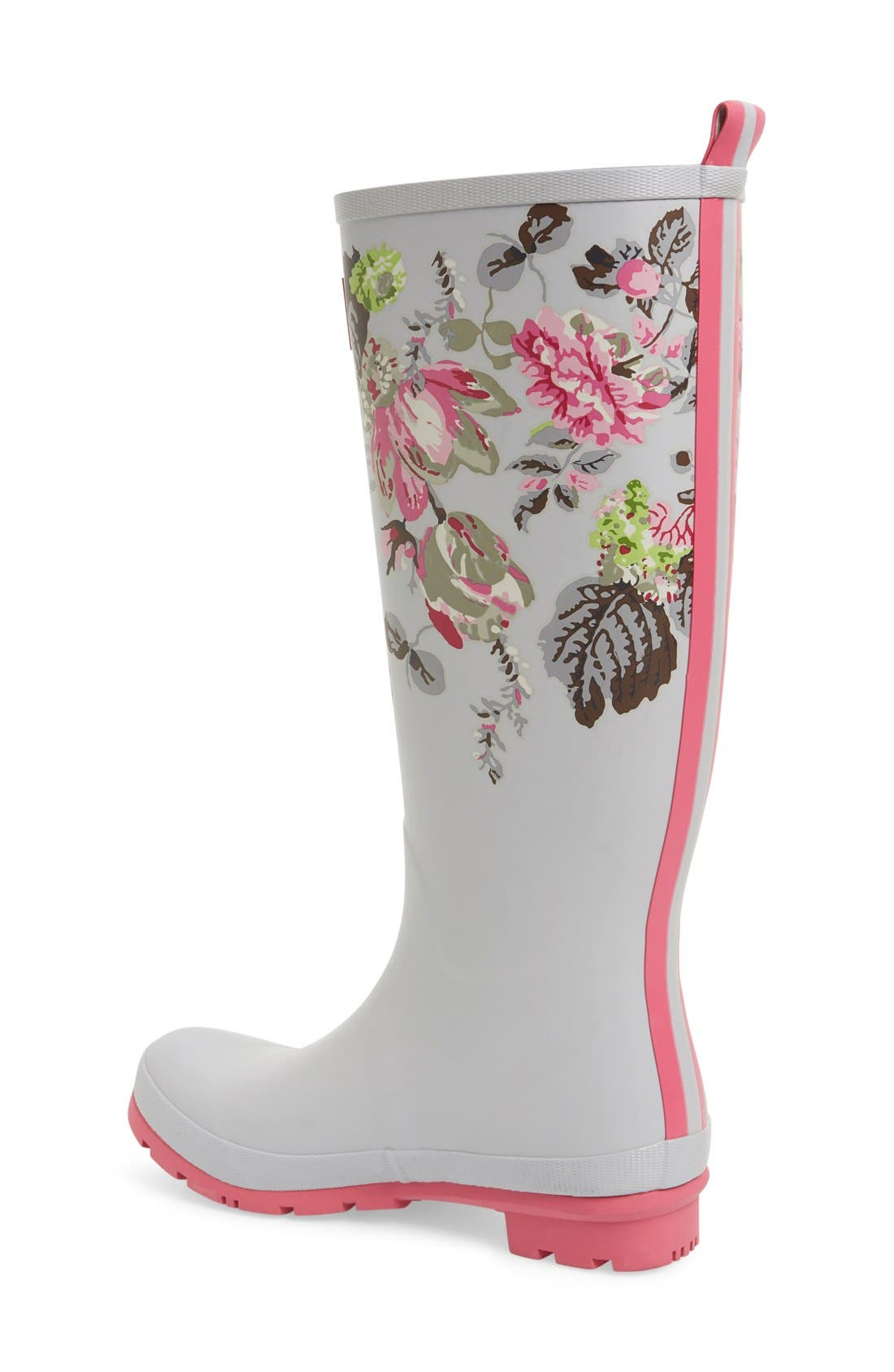 'Welly' Print Rain Boot,                             Alternate thumbnail 54, color,