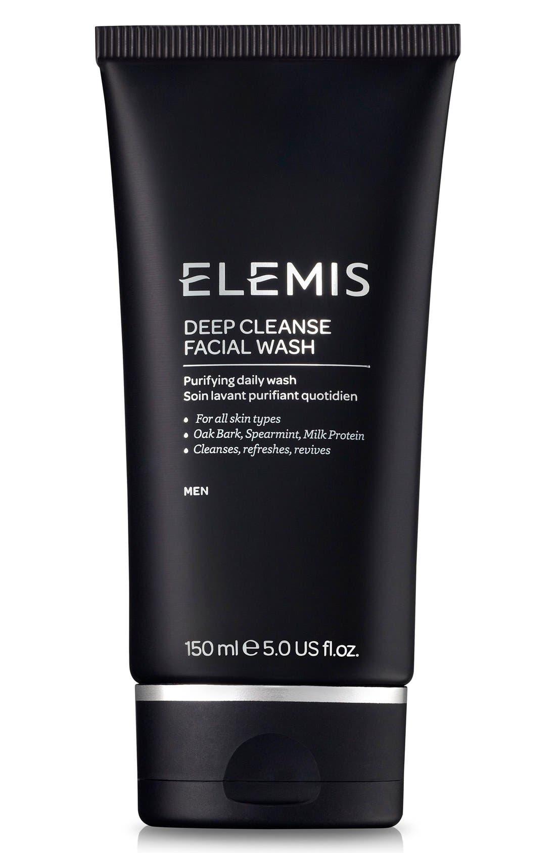 Deep Cleanse Facial Wash,                             Main thumbnail 1, color,                             000