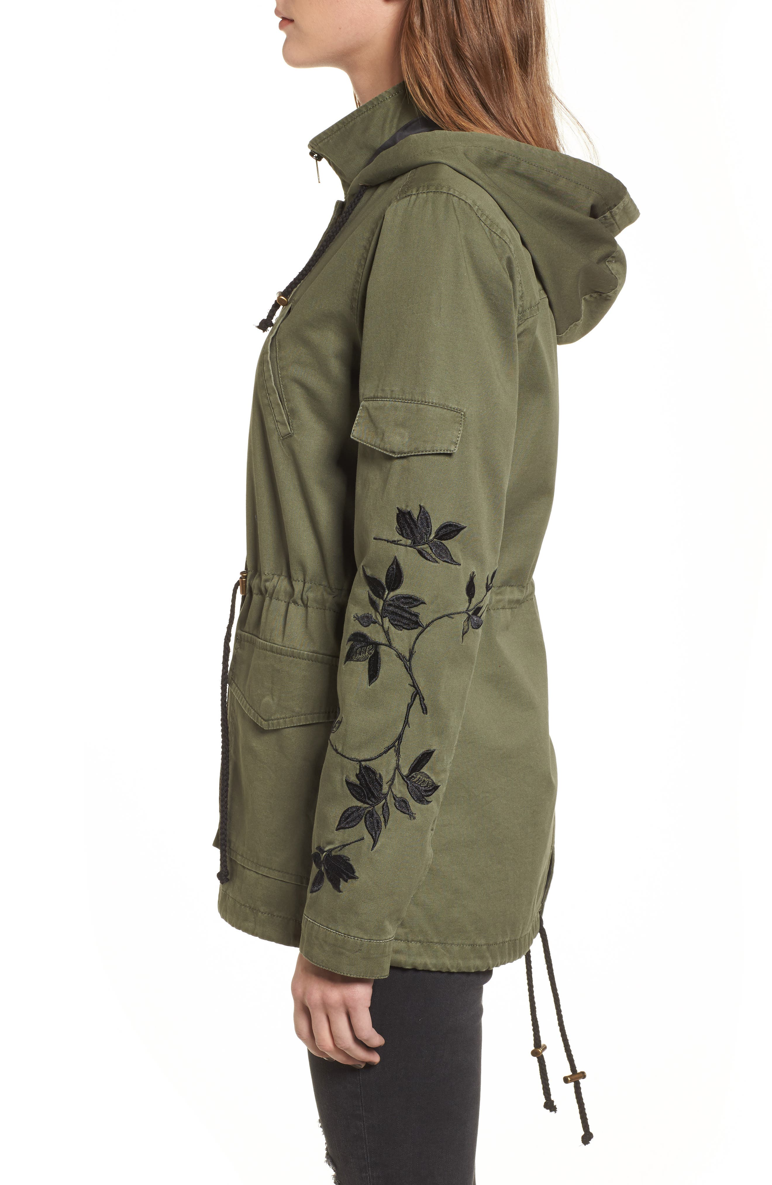 Embroidered Jacket,                             Alternate thumbnail 3, color,                             300
