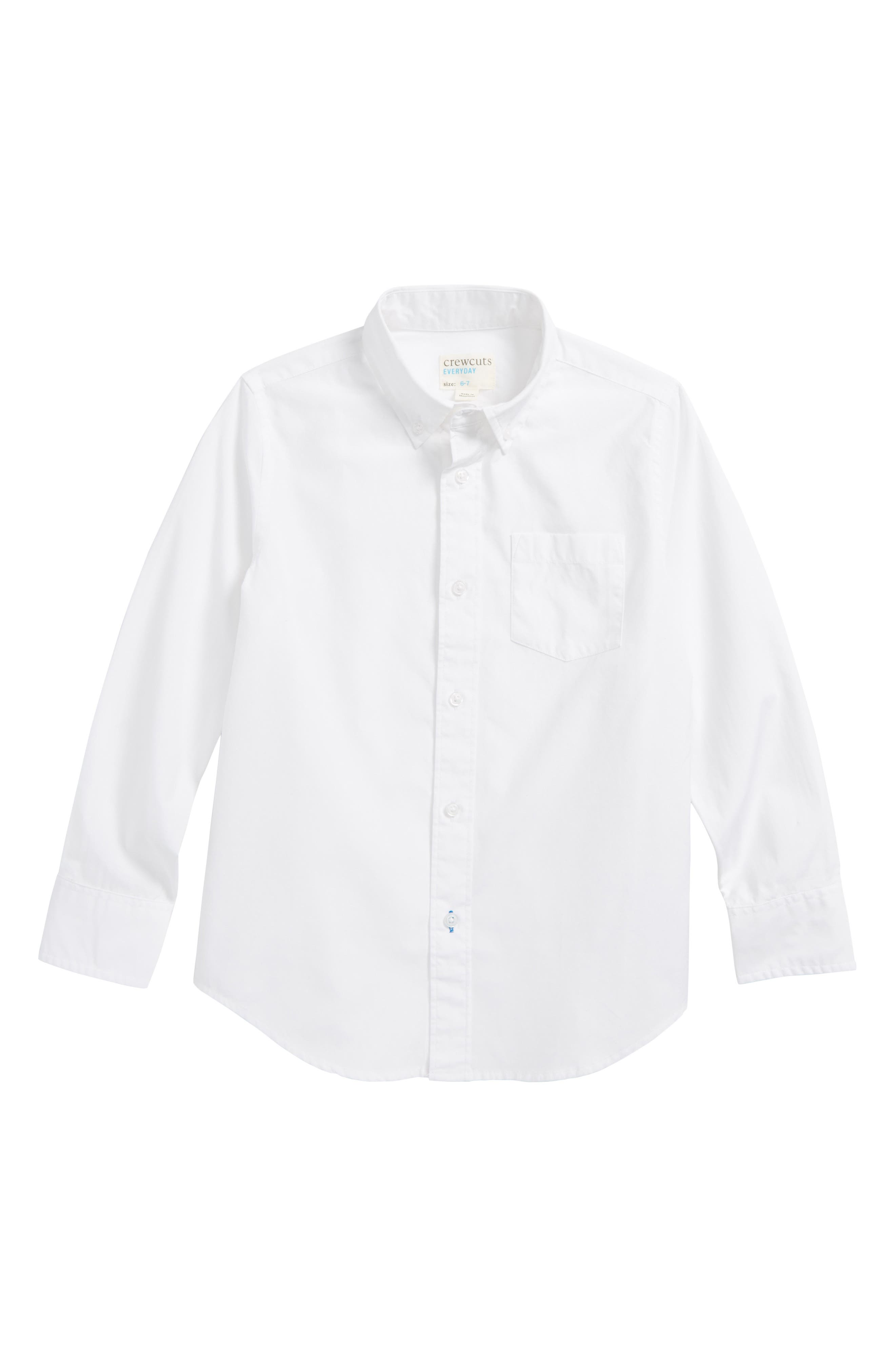 Everyday Button Down Sport Shirt,                         Main,                         color,