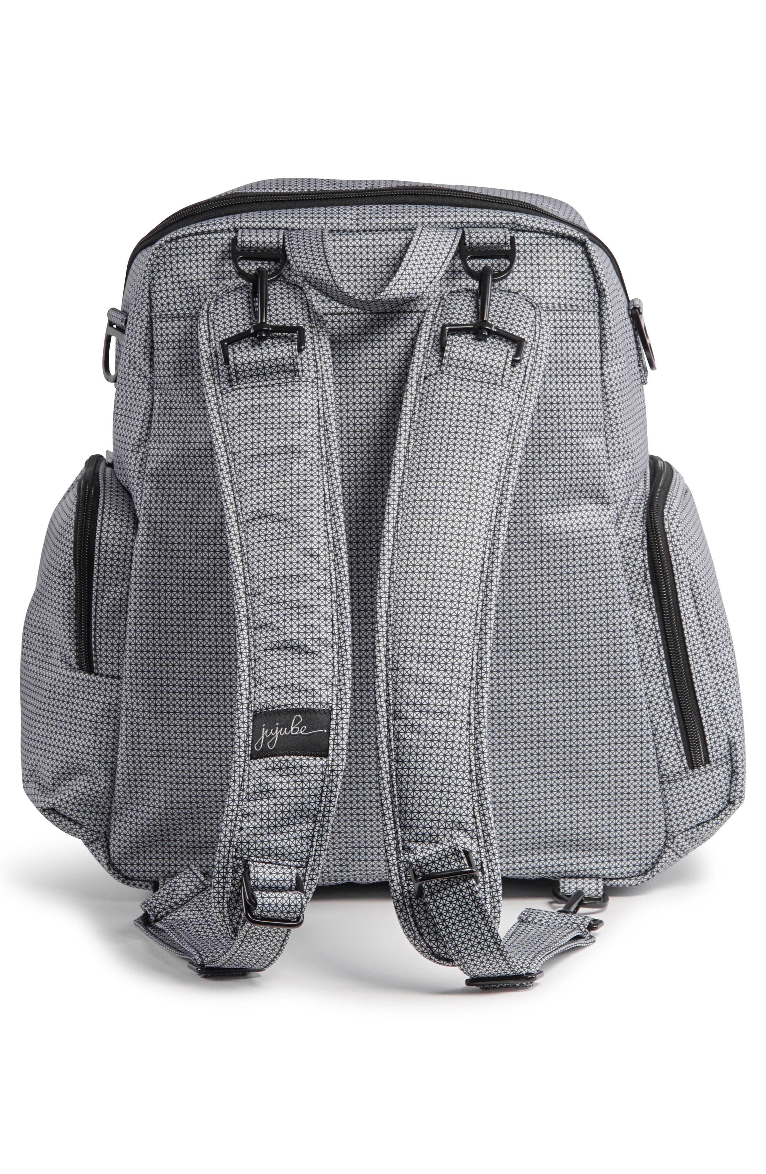 Be Nurtured Pumping Backpack,                             Alternate thumbnail 3, color,                             BLACK MATRIX