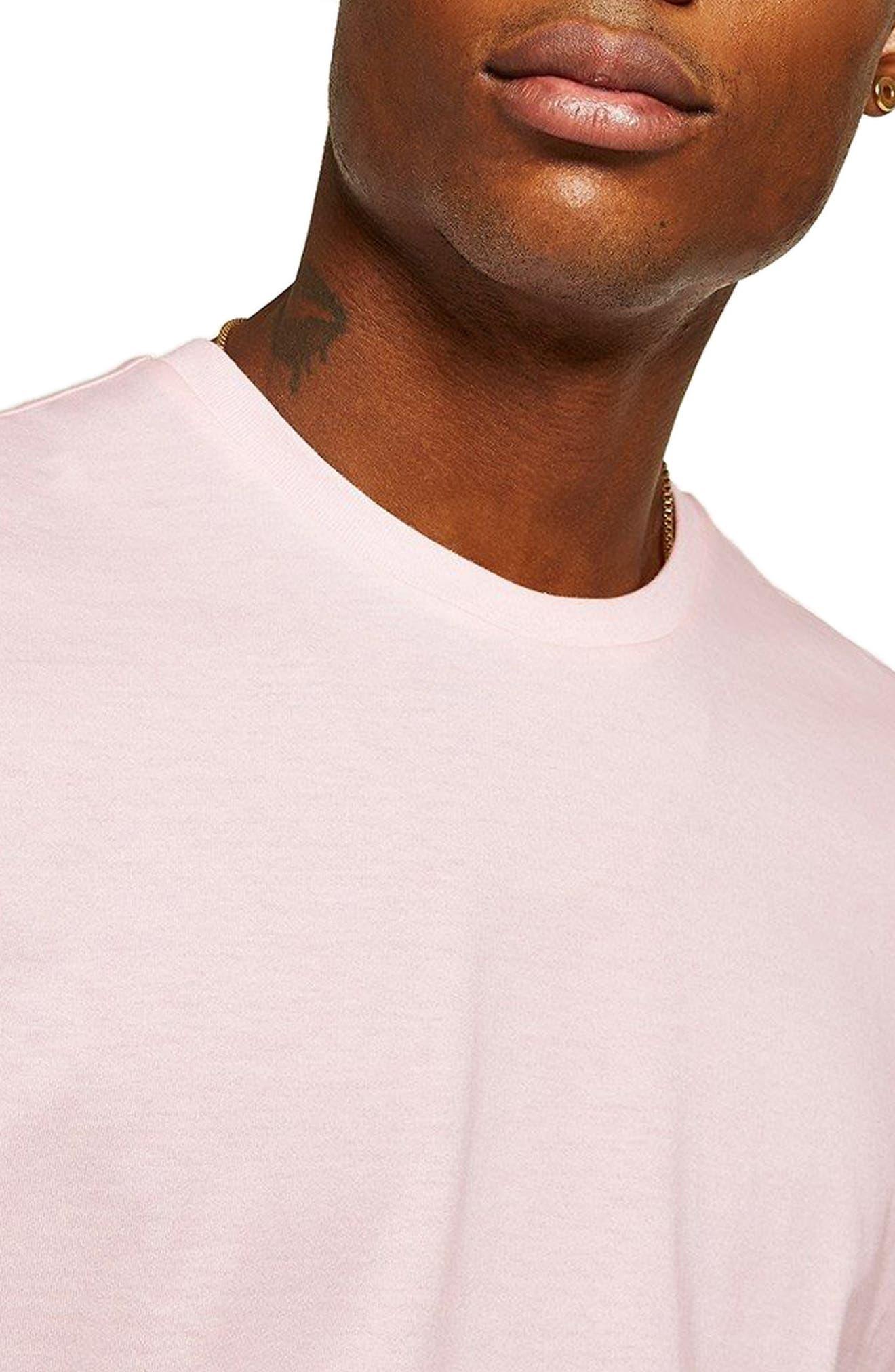 Slim Fit Crewneck T-Shirt,                             Alternate thumbnail 216, color,