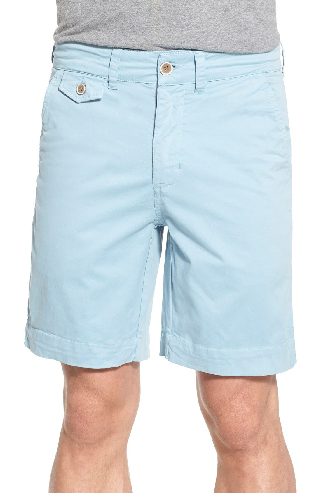 'Sunny' Stretch Chino Shorts,                             Main thumbnail 5, color,
