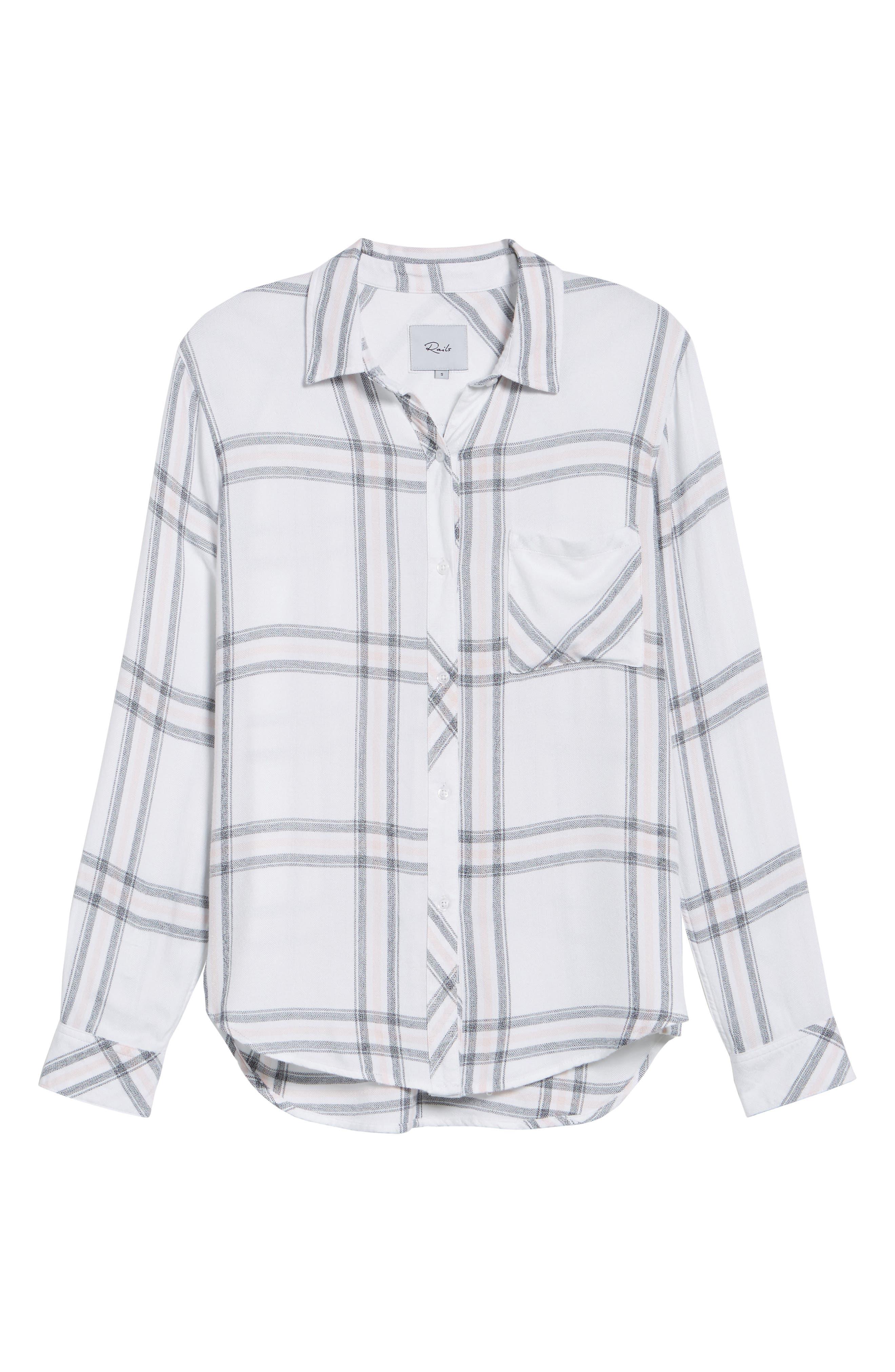 Hunter Plaid Shirt,                             Alternate thumbnail 704, color,