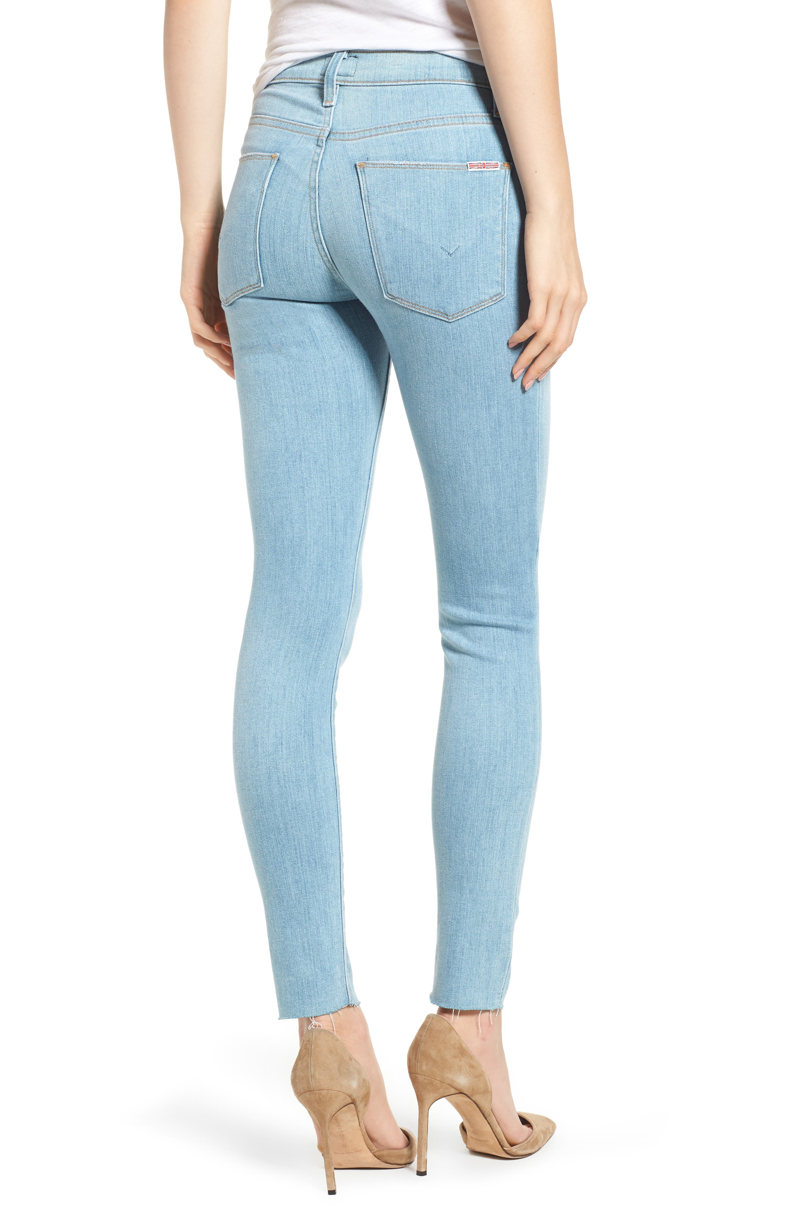 Nico Ankle Super Skinny Jeans,                             Alternate thumbnail 2, color,                             MISS YOU