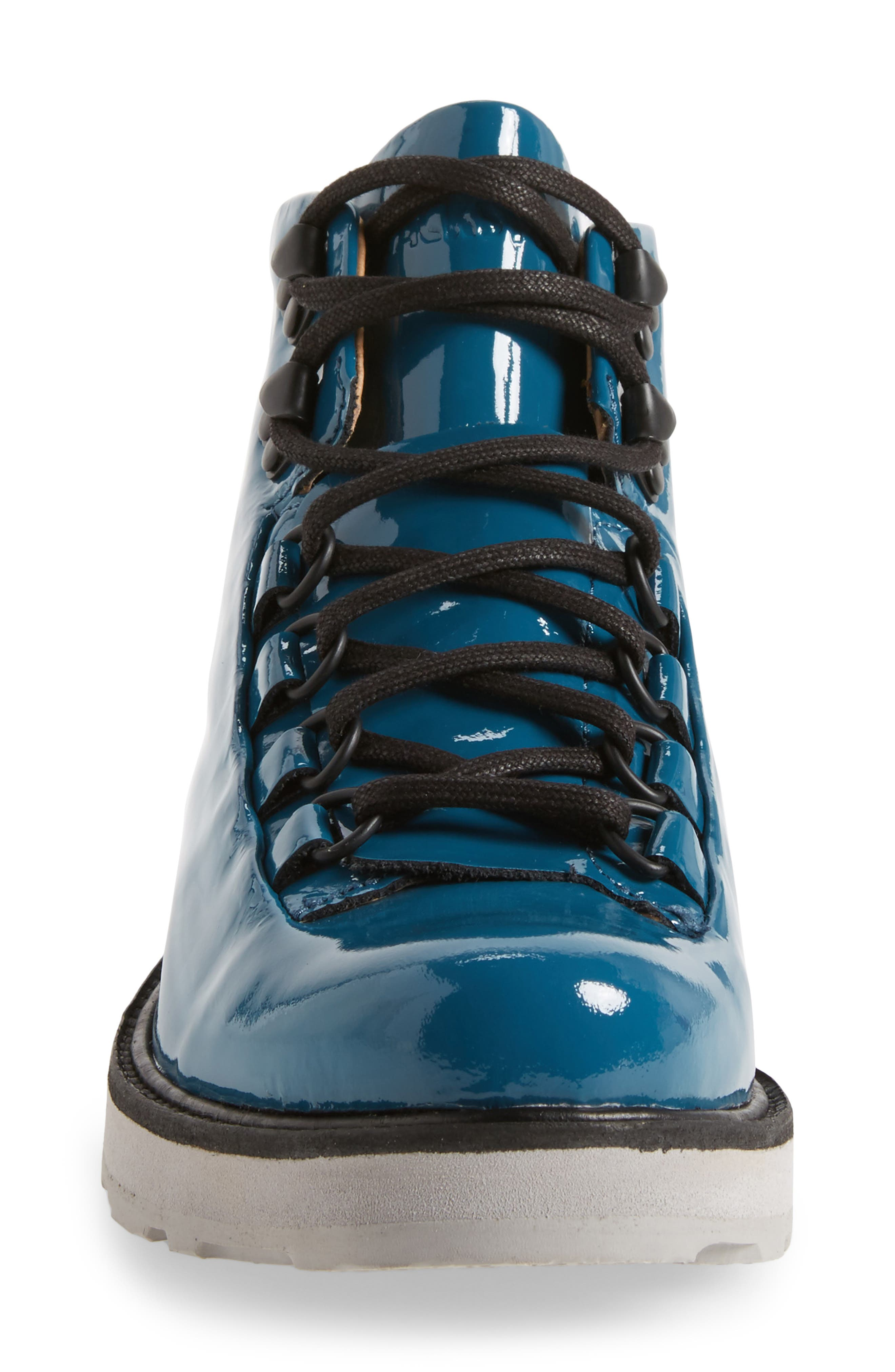 'MW76' Water Resistant Boot,                             Alternate thumbnail 4, color,                             441