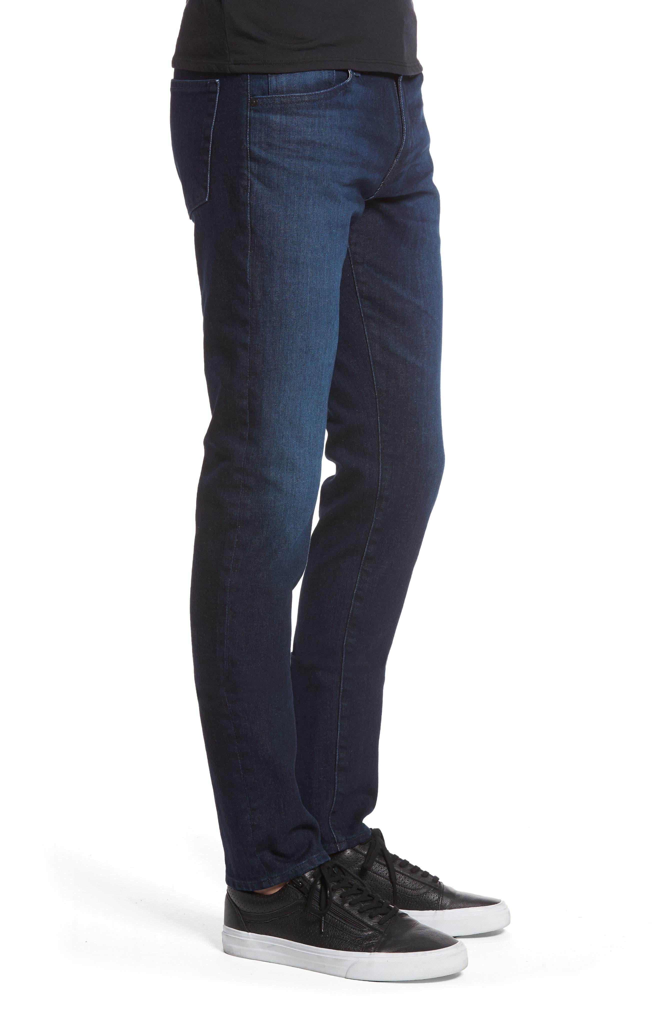 Stockton Skinny Fit Jeans,                             Alternate thumbnail 3, color,                             482