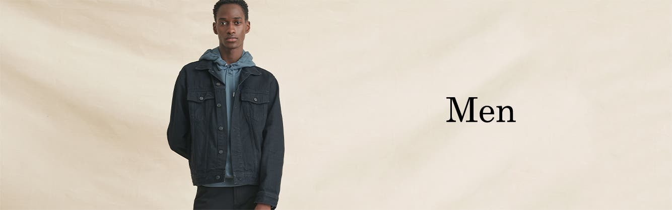 Shop men's clothing at Pop-In@Nordstrom Everlane, October 4 to November 17.