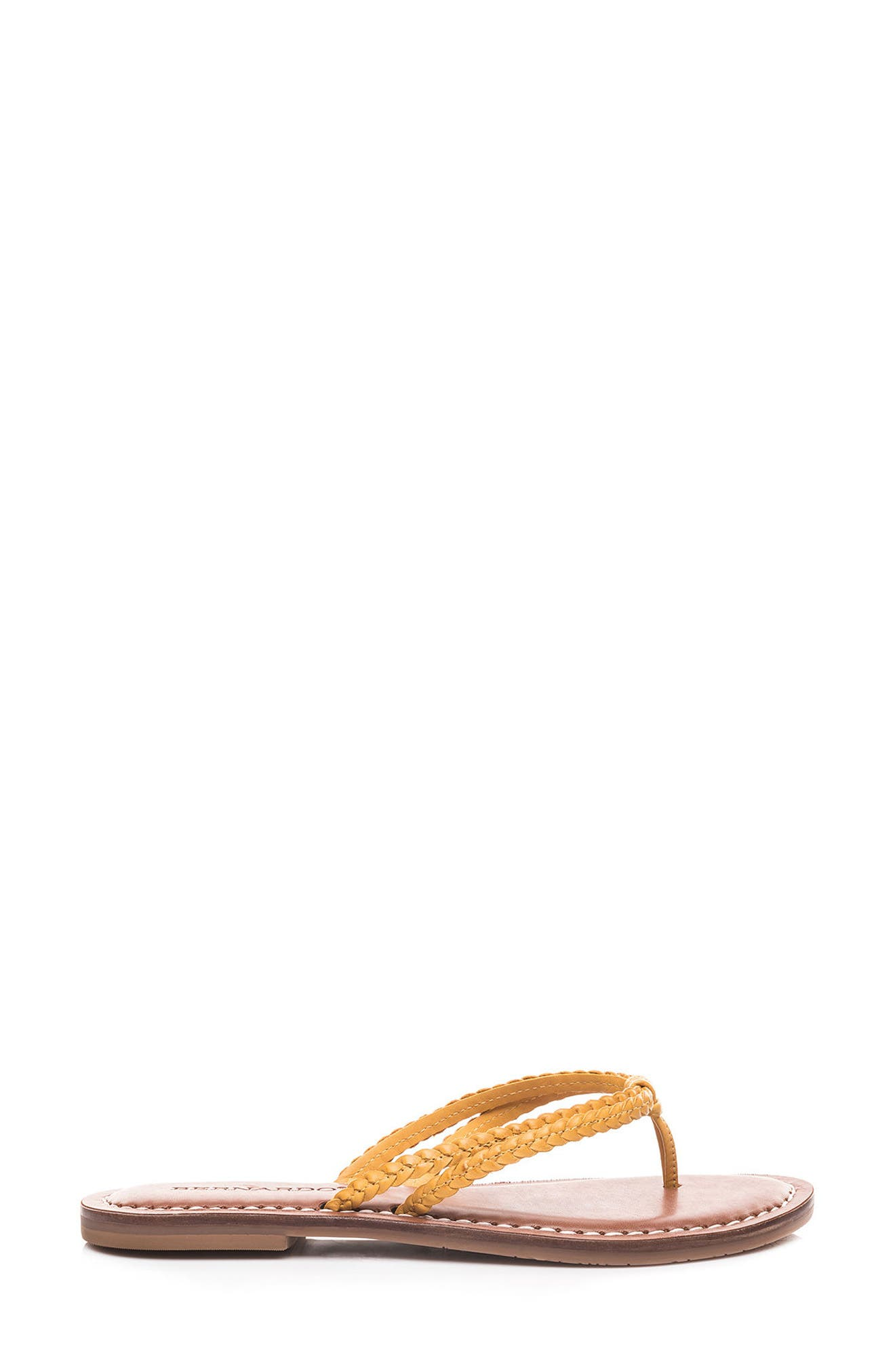Bernardo Greta Braided Strap Sandal,                             Alternate thumbnail 20, color,