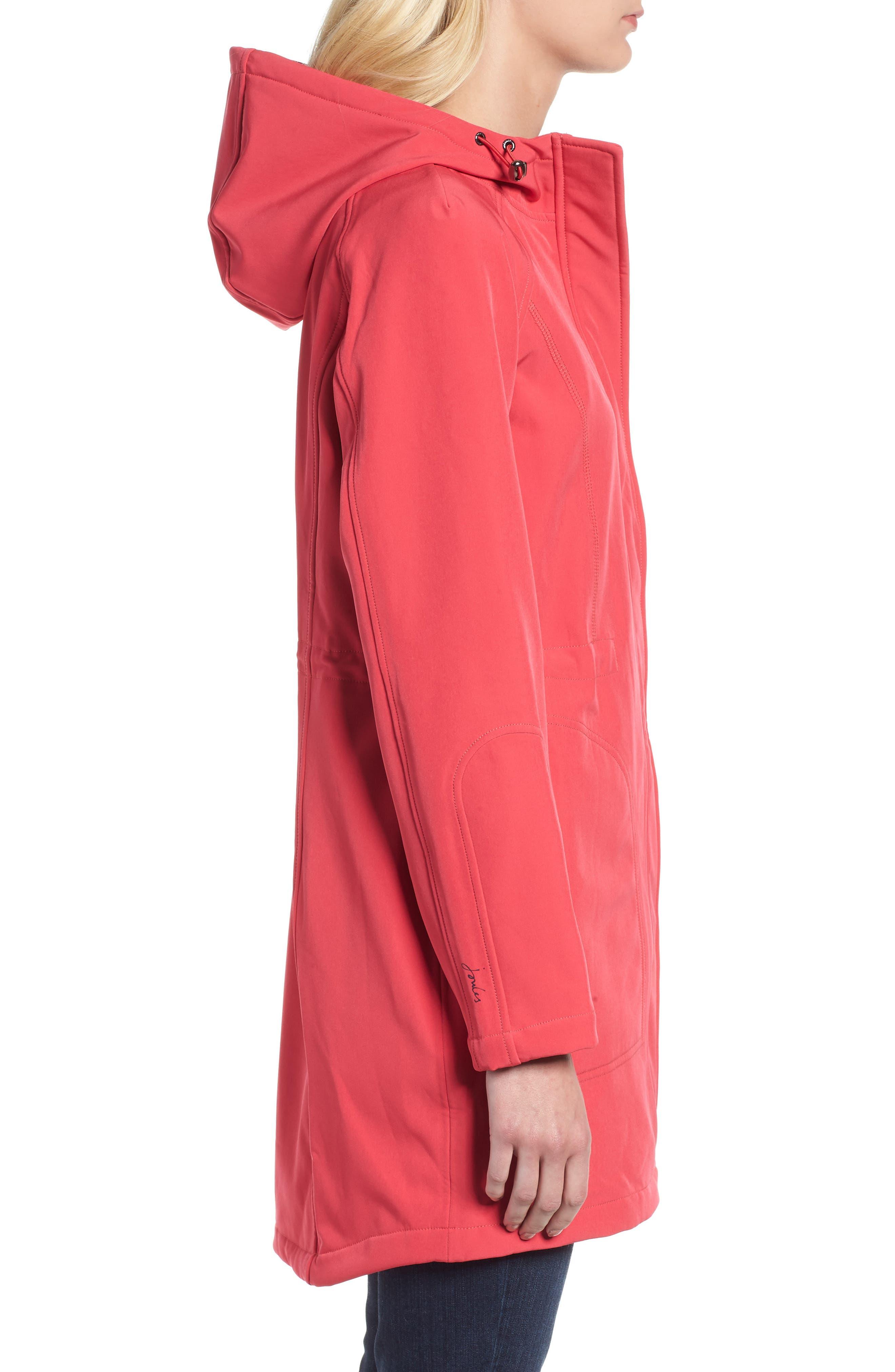 Right as Rain Fleece Lined Raincoat,                             Alternate thumbnail 10, color,