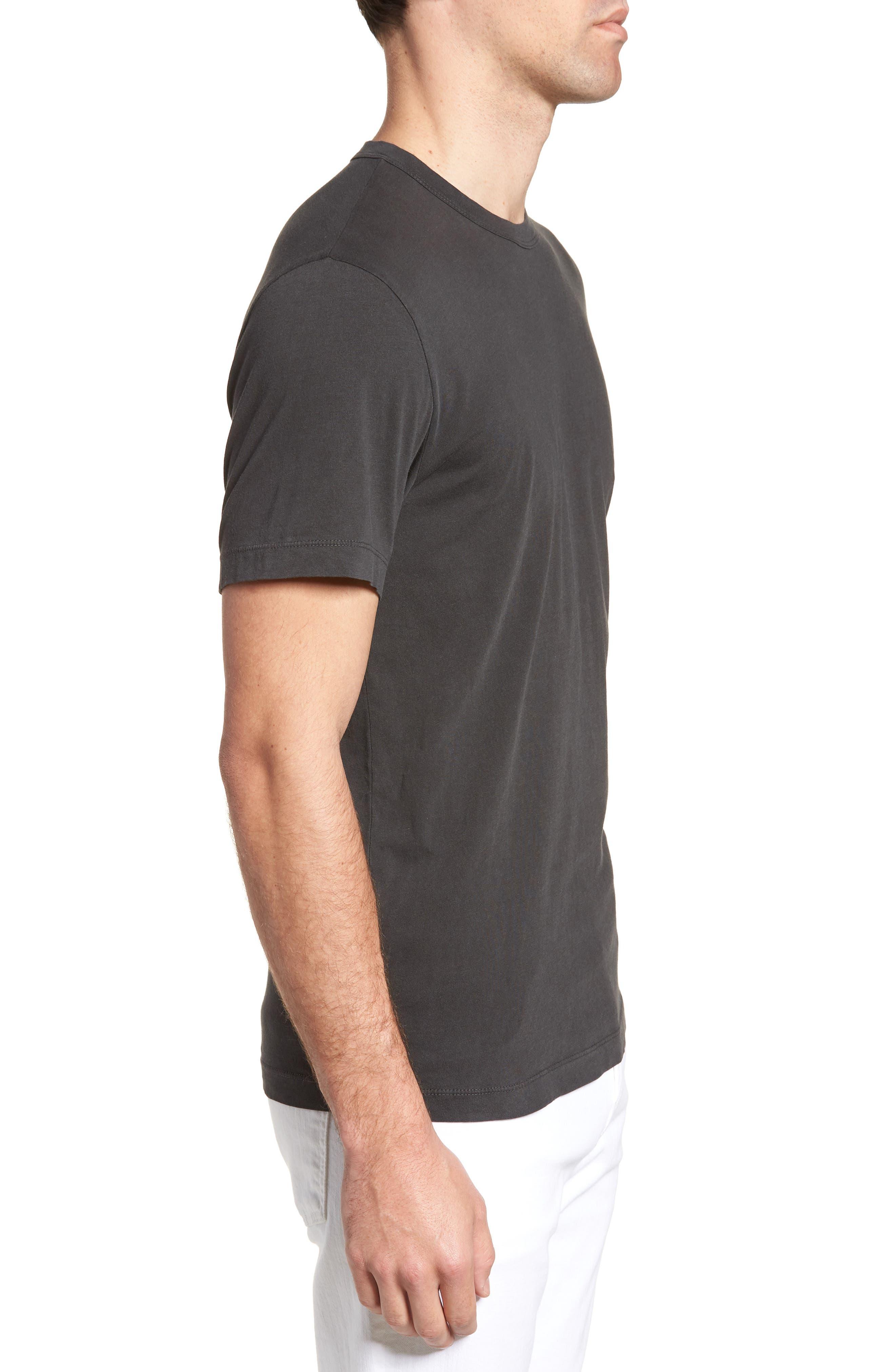 Crewneck Jersey T-Shirt,                             Alternate thumbnail 313, color,