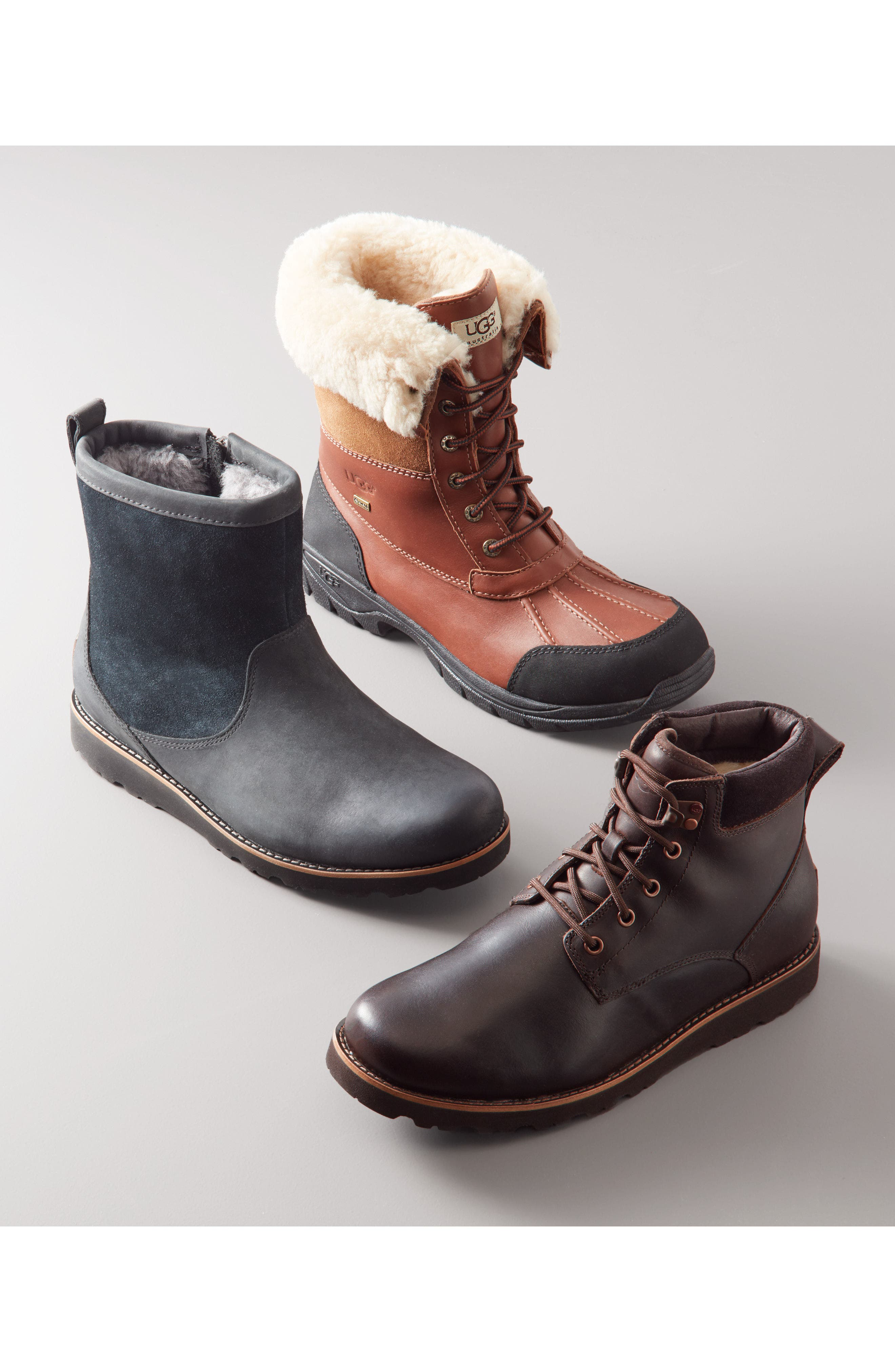 Seton Waterproof Chukka Boot,                             Alternate thumbnail 10, color,                             WHEAT
