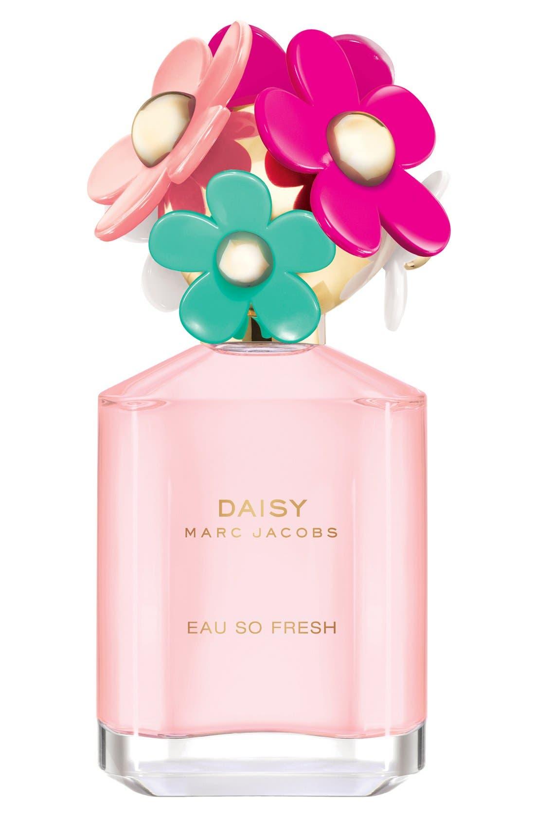 MARC JACOBS,                             'Daisy Eau So Fresh Delight' Eau de Toilette,                             Main thumbnail 1, color,                             000