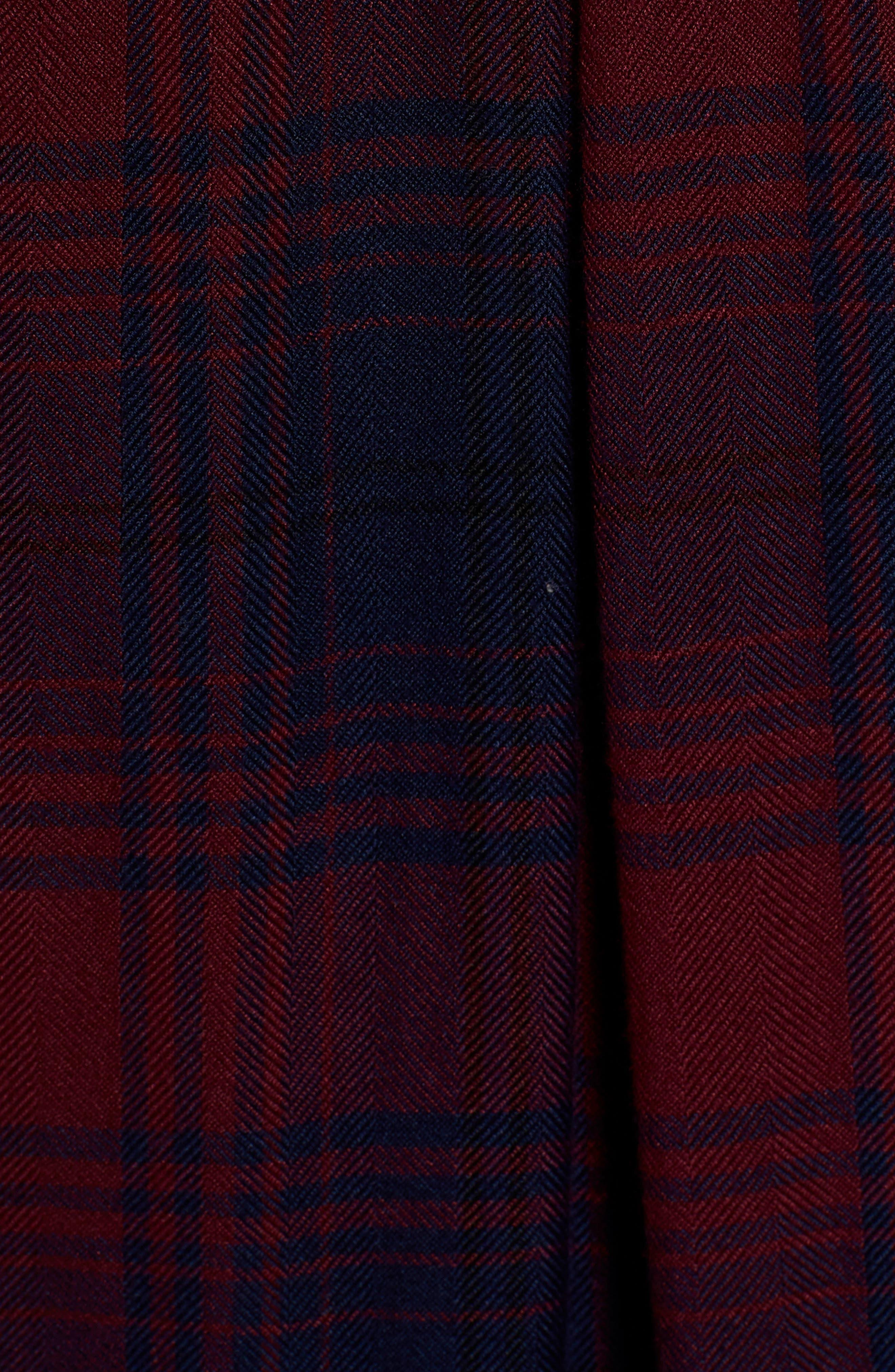 Hunter Plaid Shirt,                             Alternate thumbnail 592, color,
