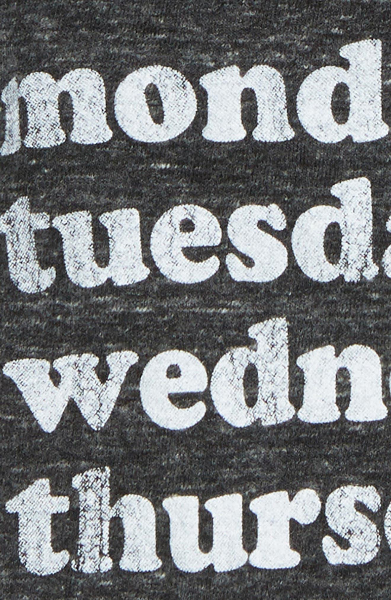 Woo Hoo T-Shirt,                             Alternate thumbnail 2, color,                             001