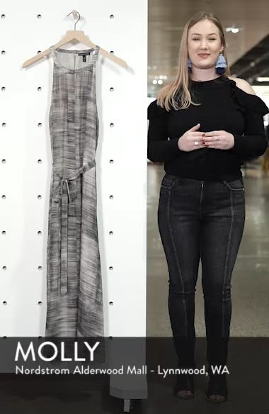 Silk Midi Dress, sales video thumbnail