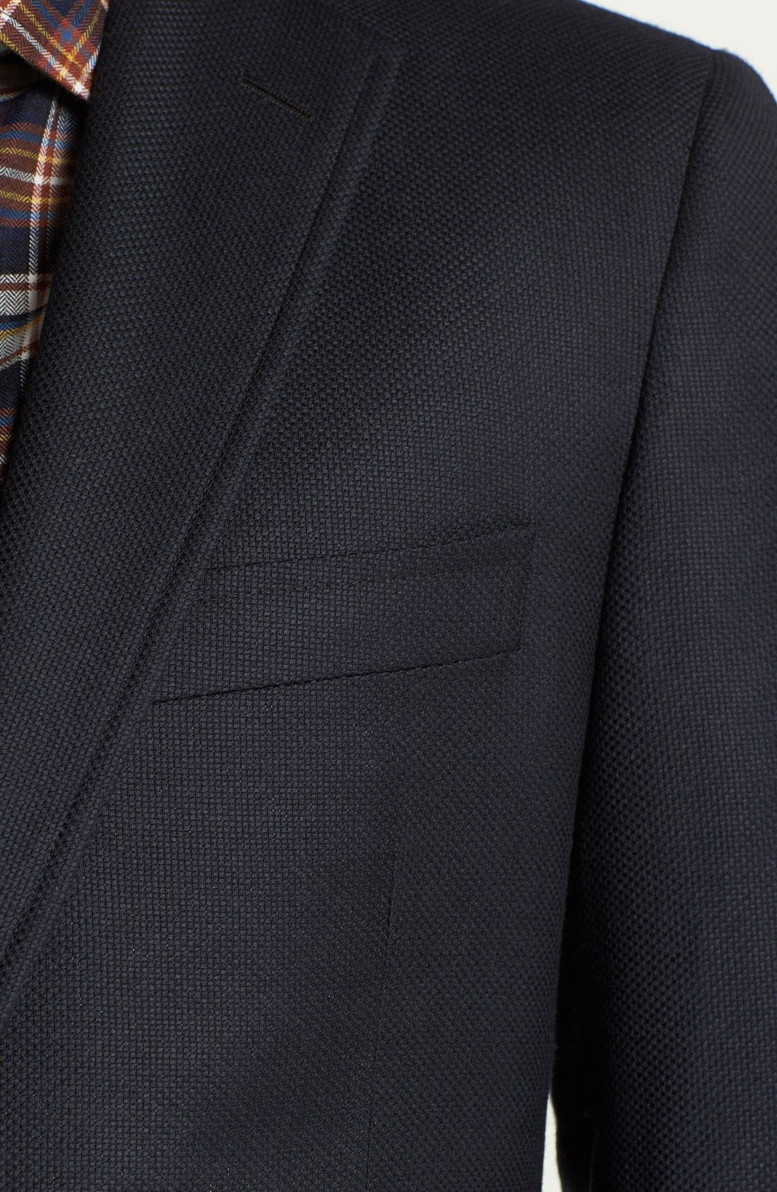 BILLY REID,                             'Campbell' Wool Sportcoat,                             Alternate thumbnail 3, color,                             410