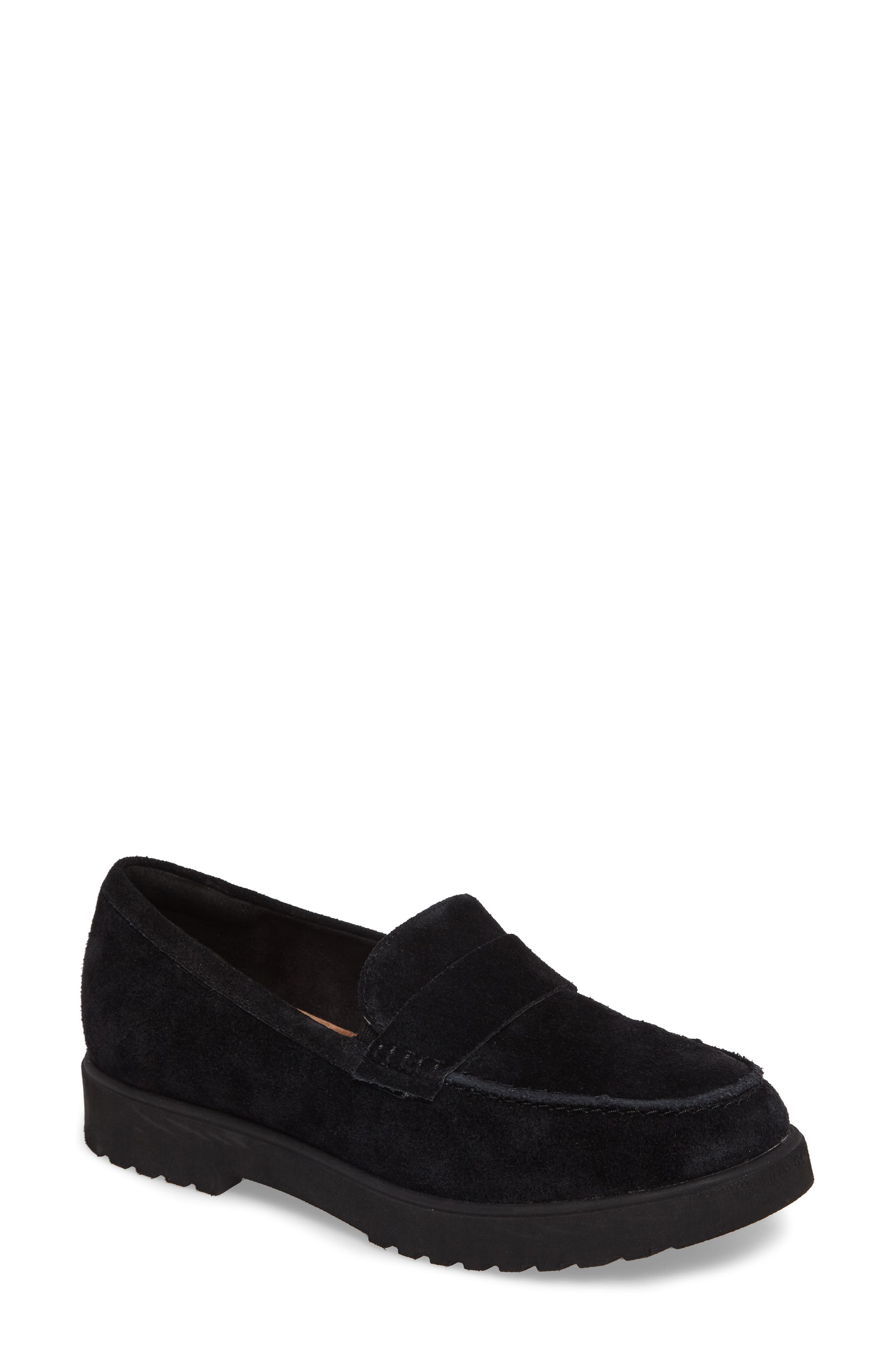 Bellevue Hazen Loafer,                         Main,                         color, 001