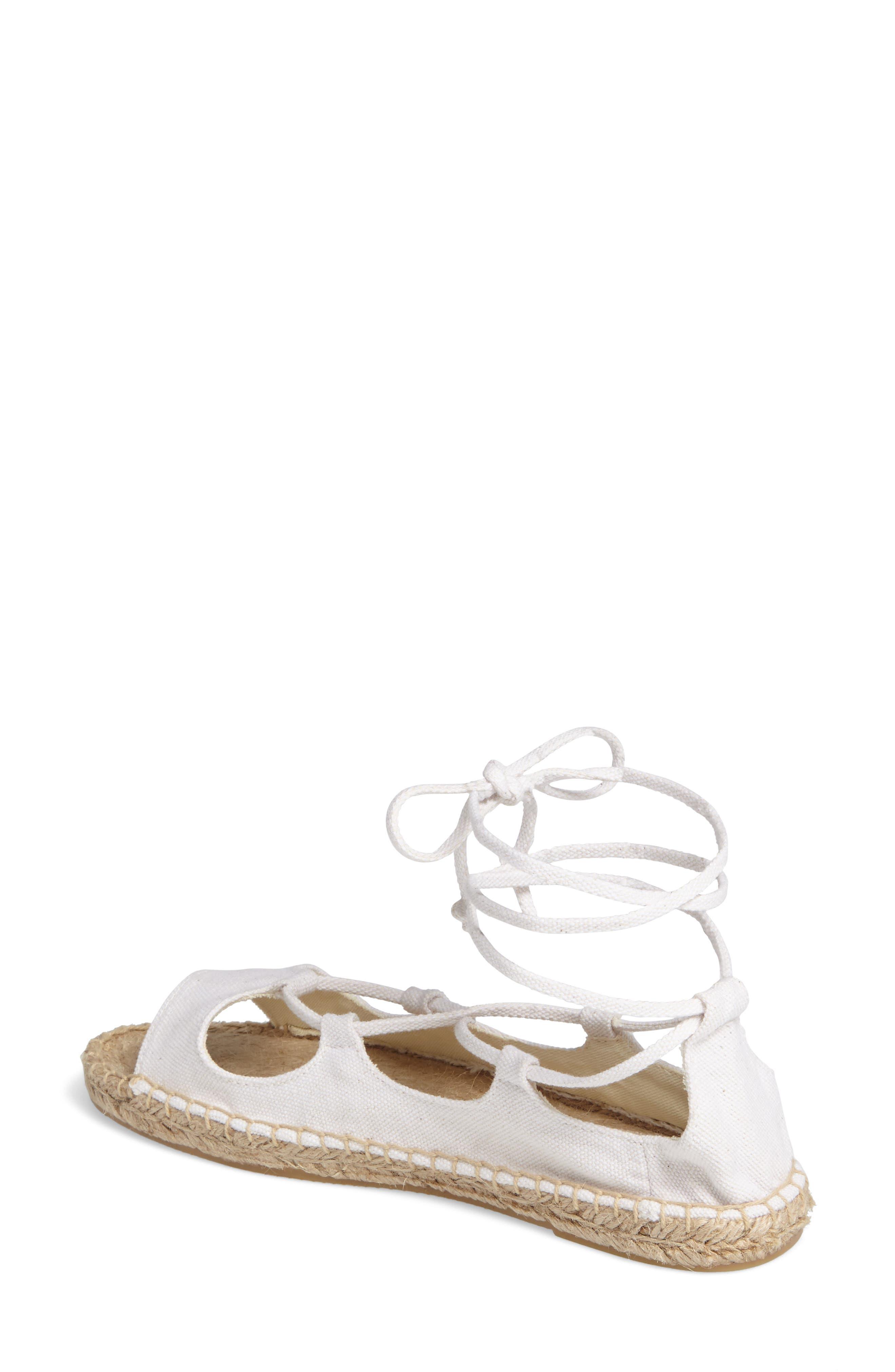 Biarritz Sandal,                             Alternate thumbnail 2, color,                             100