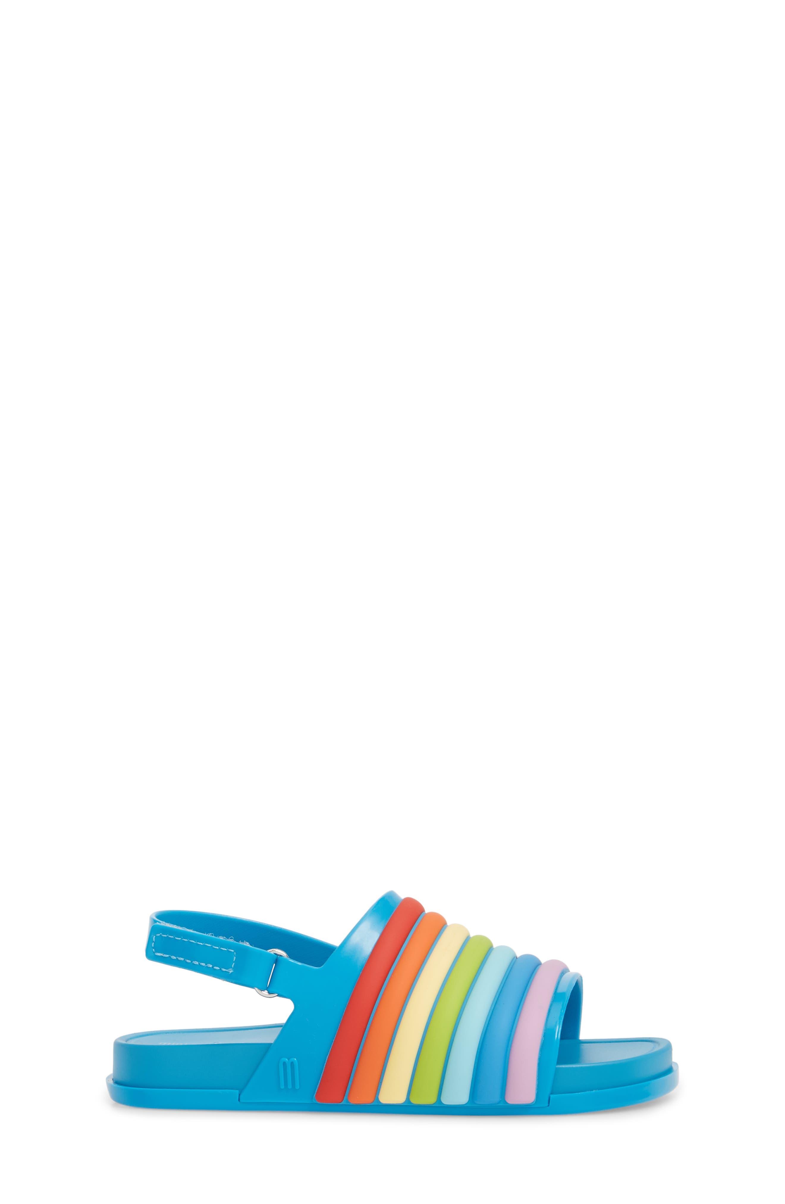 Rainbow Beach Sandal,                             Alternate thumbnail 11, color,