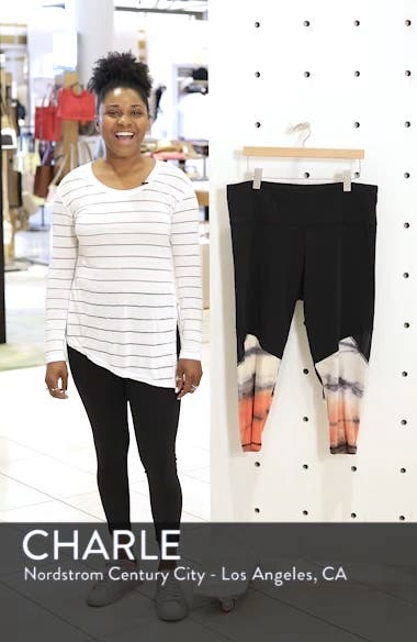 Zuri Crop Leggings, sales video thumbnail