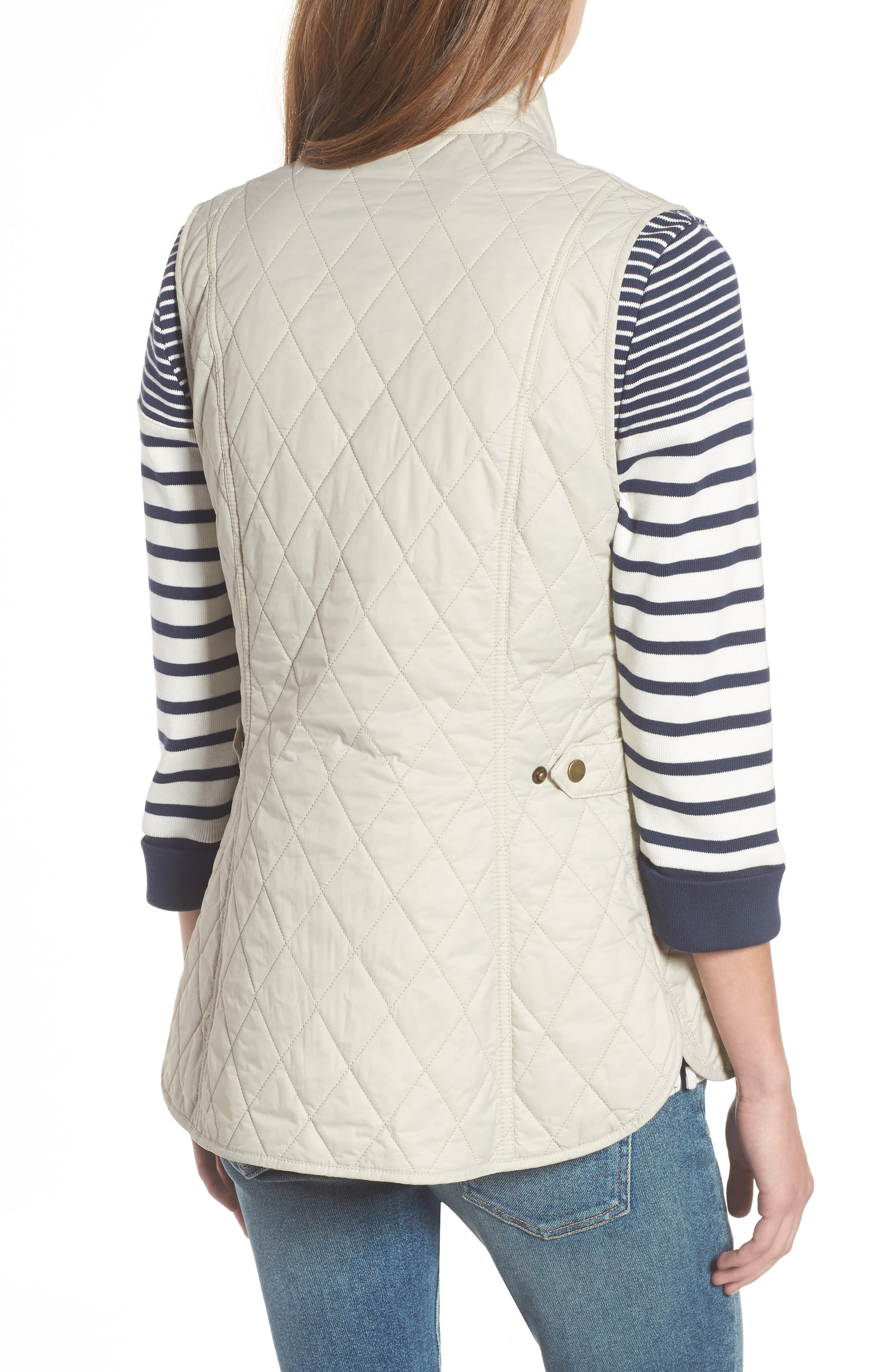 Otterburn Water Resistant Quilted Gilet,                             Alternate thumbnail 2, color,                             270
