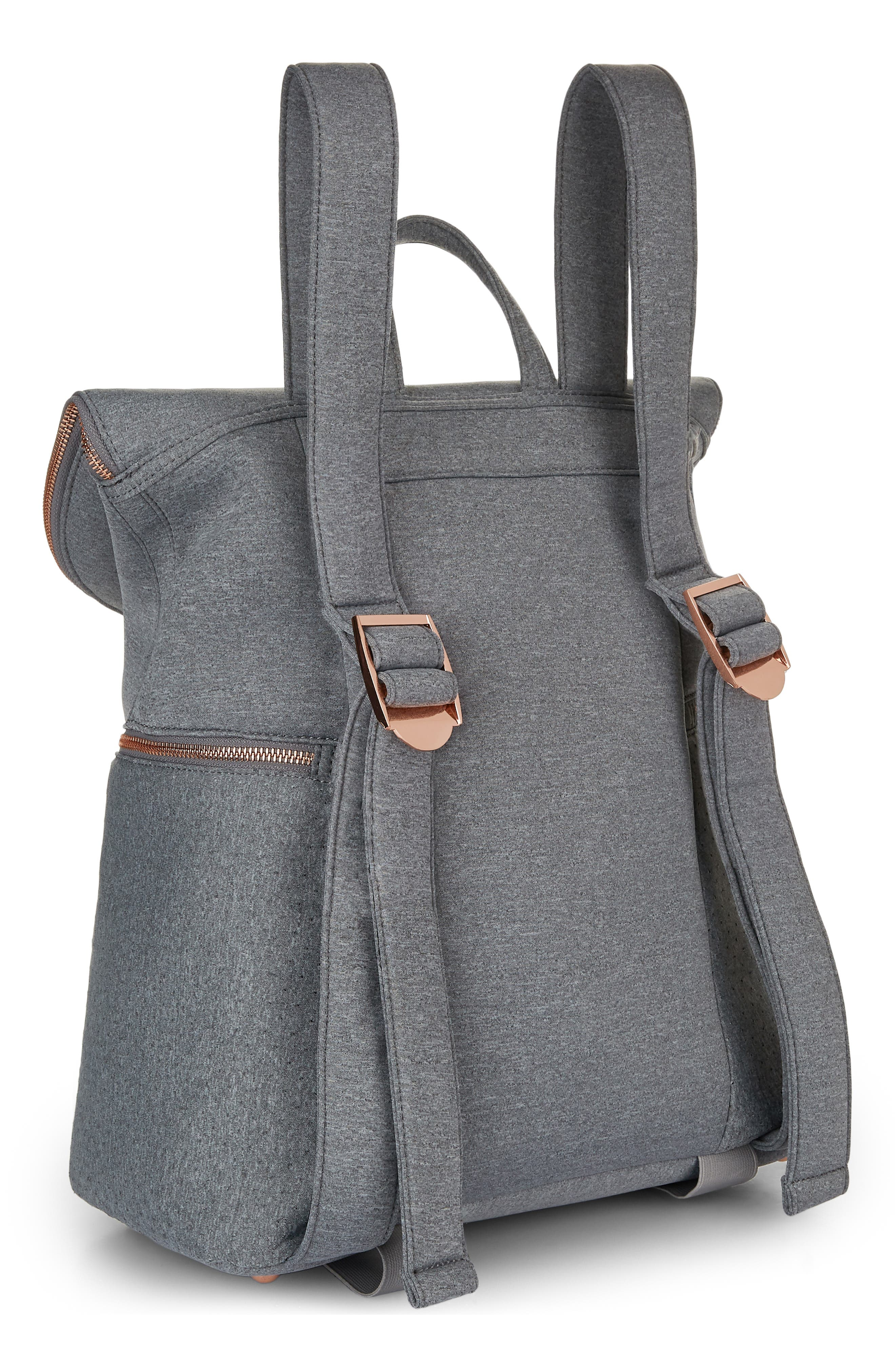 All Sport Backpack,                             Alternate thumbnail 3, color,                             CHARCOAL MARL