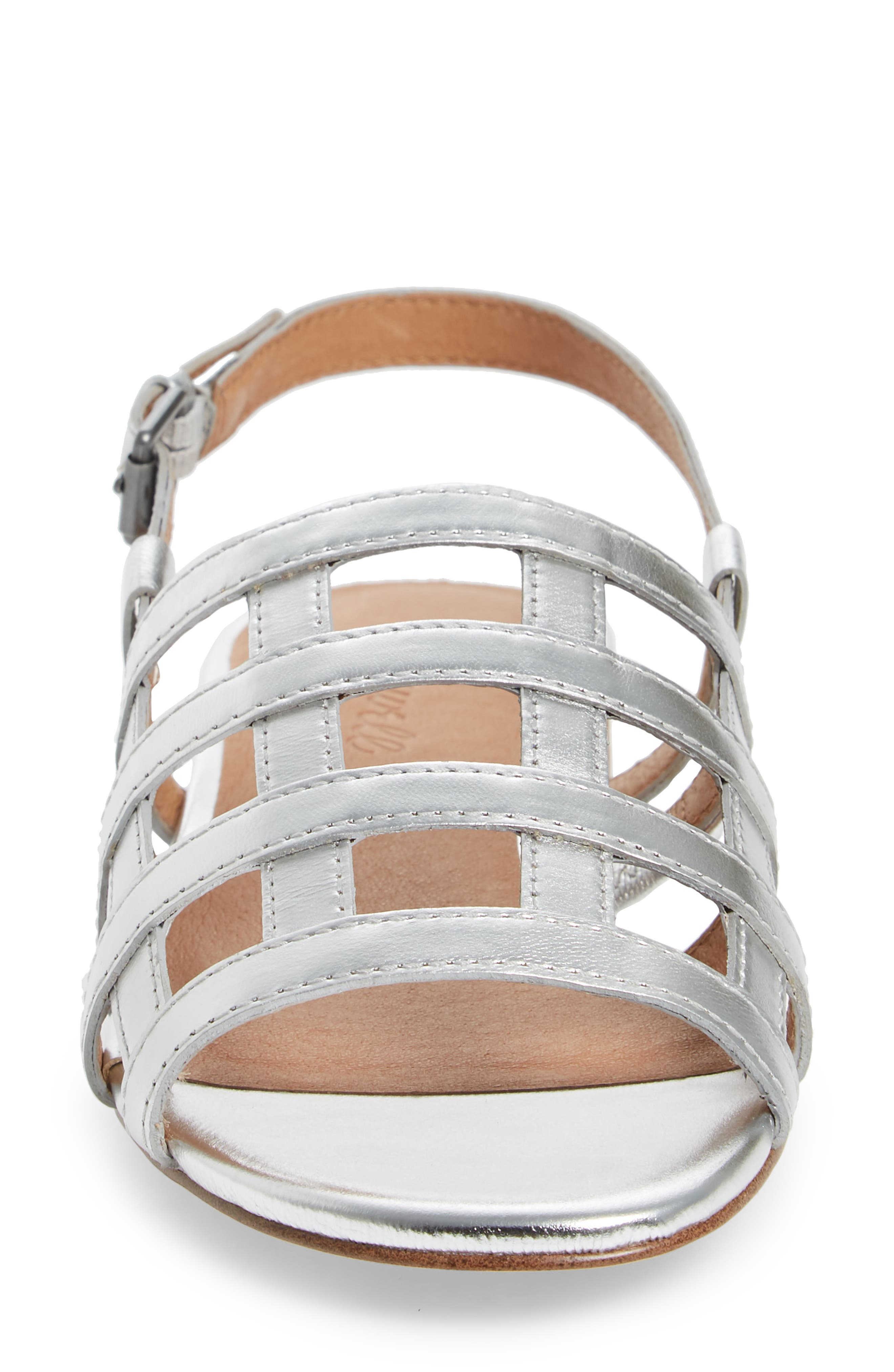 Rowan Cage Sandal,                             Alternate thumbnail 4, color,                             040