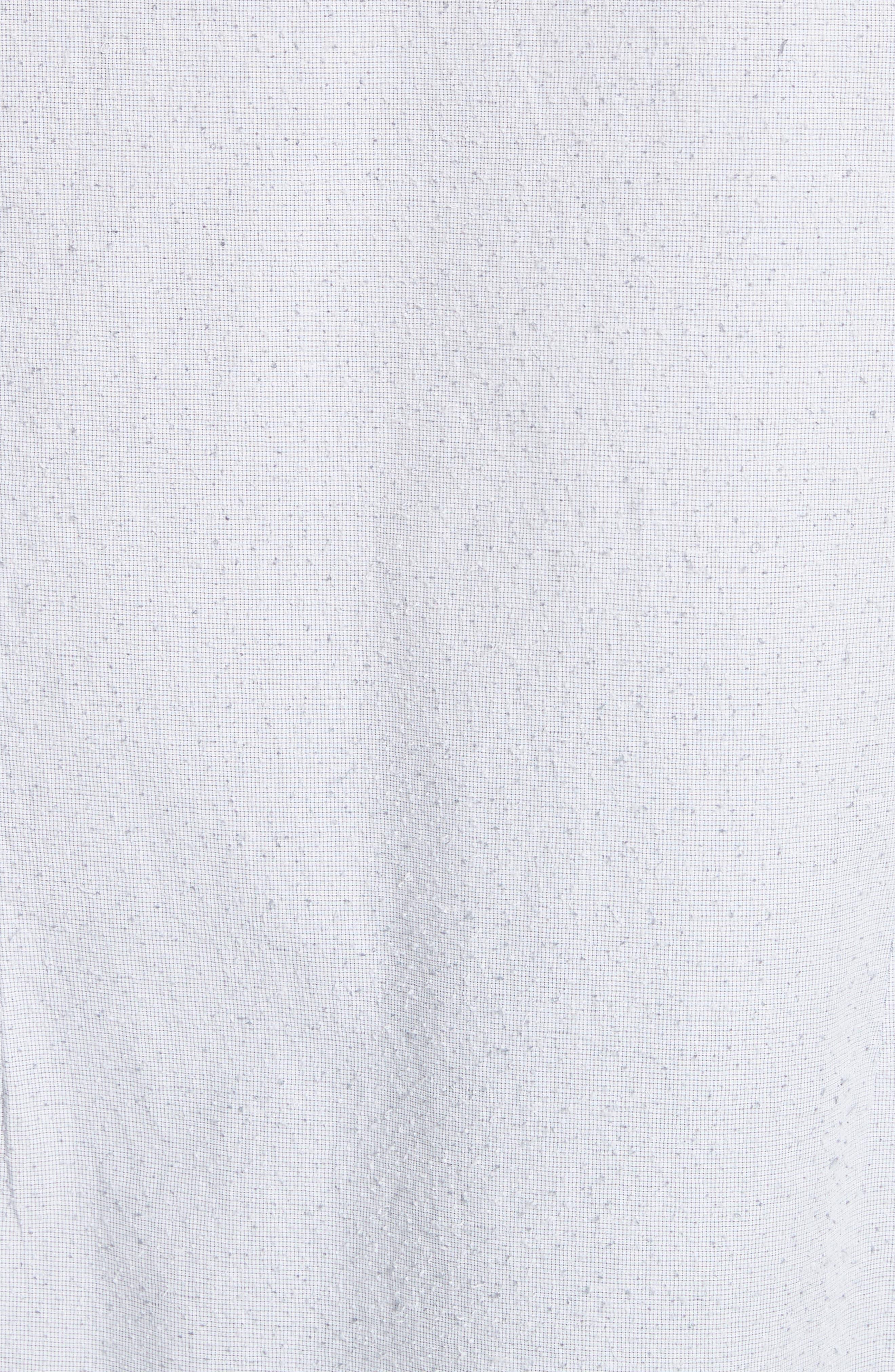Nep Dot Woven Shirt,                             Alternate thumbnail 5, color,