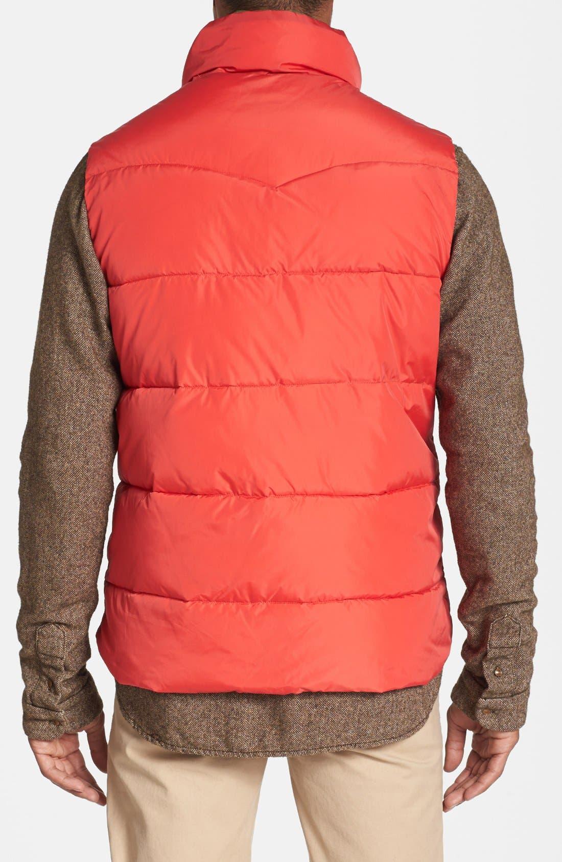 Reversible Quilted Vest,                             Alternate thumbnail 12, color,