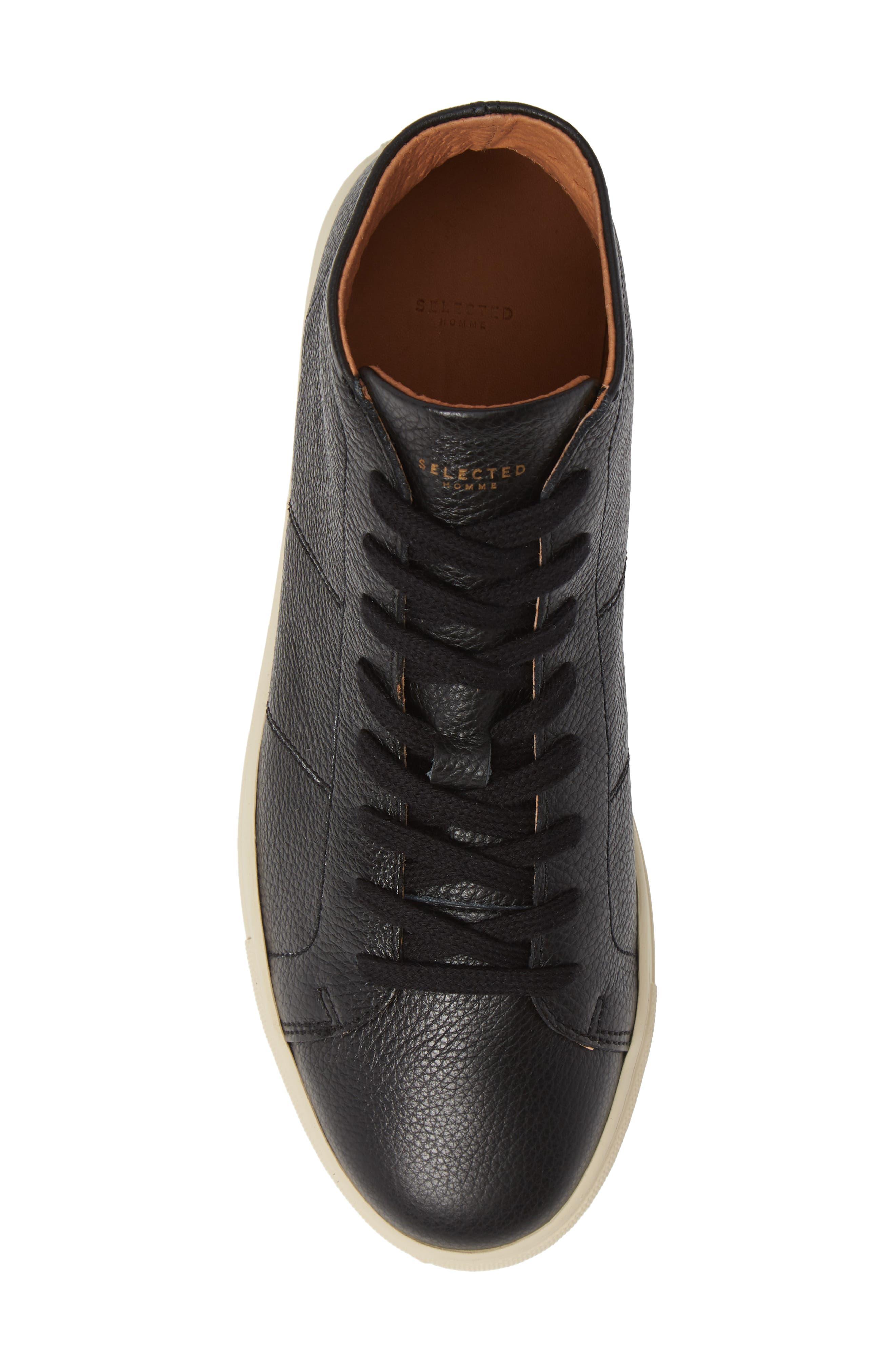 David Sneaker,                             Alternate thumbnail 5, color,                             BLACK