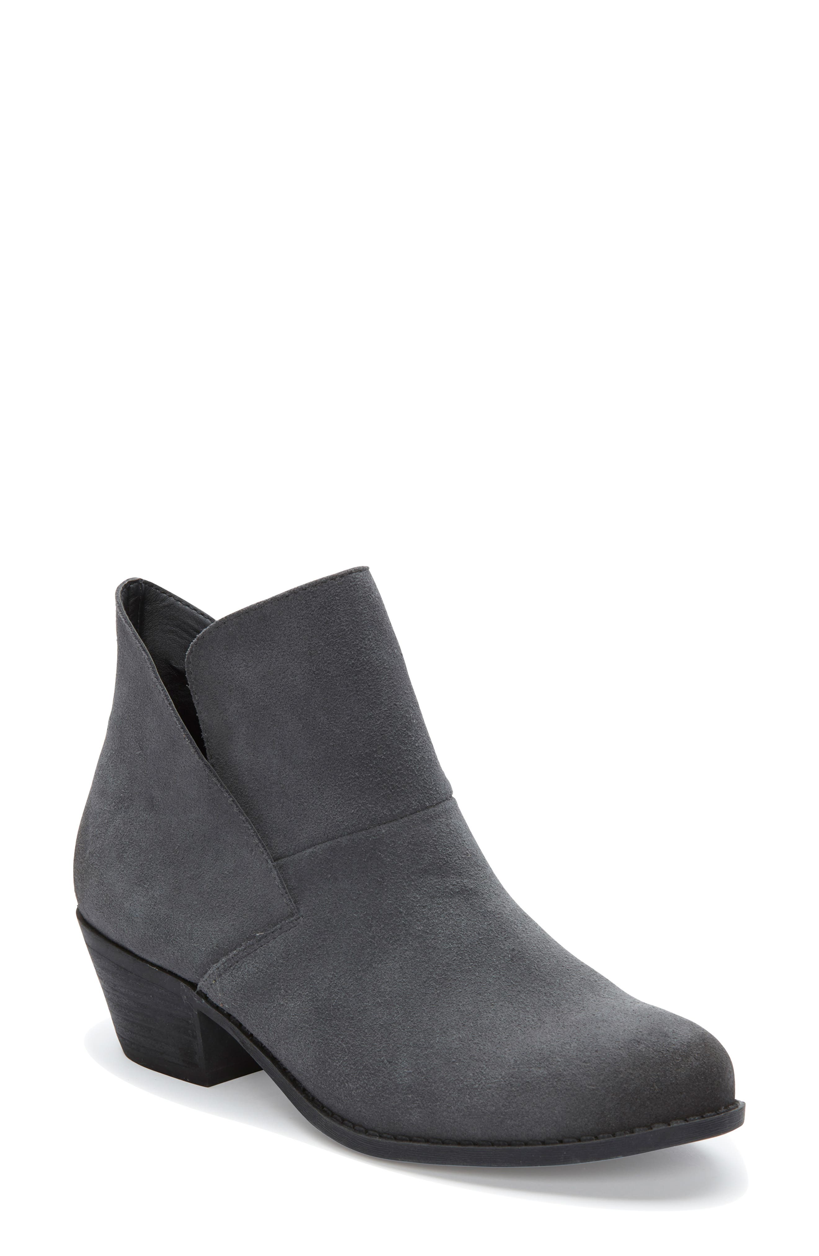 Me Too Zena Ankle Boot- Grey